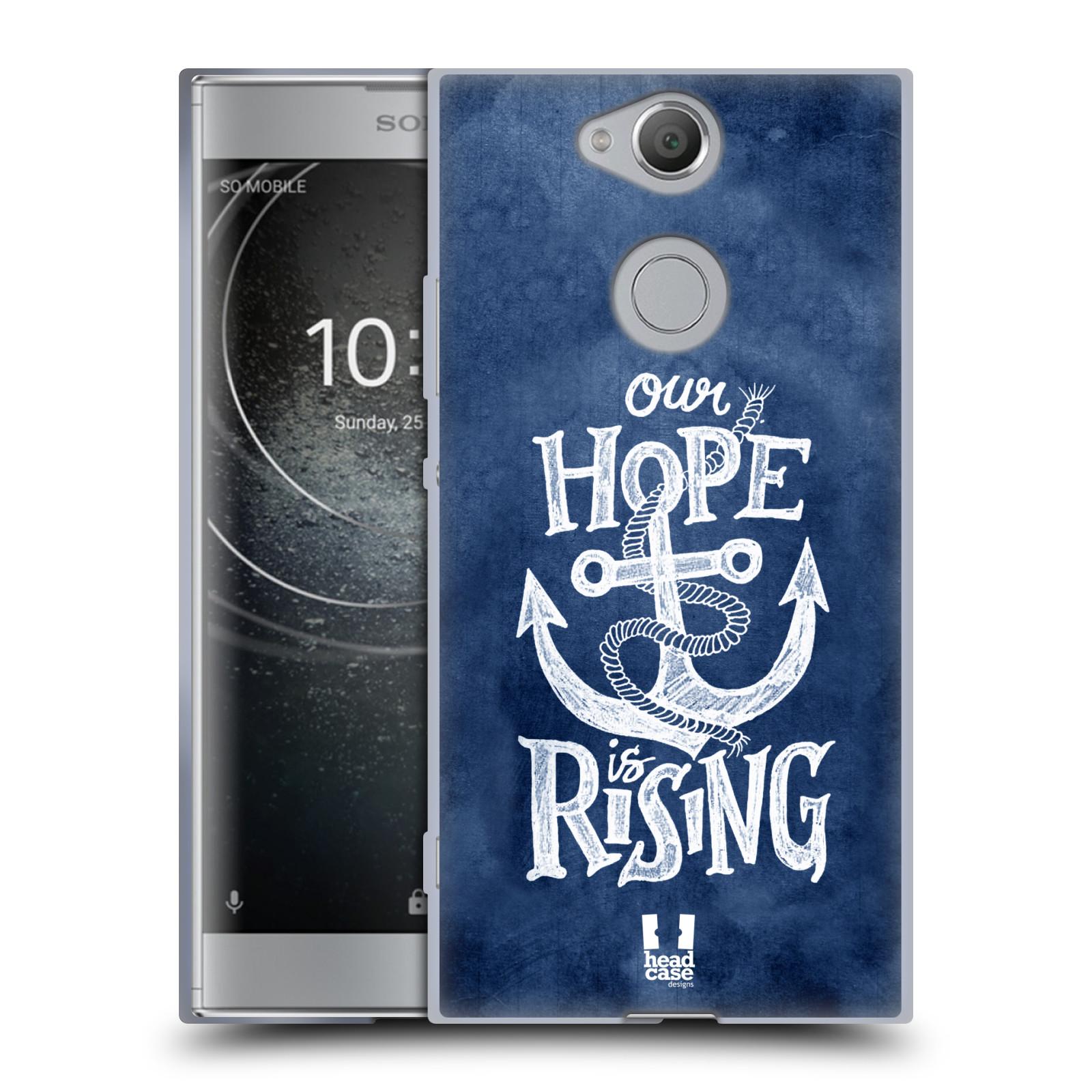 Silikonové pouzdro na mobil Sony Xperia XA2 - Head Case - KOTVA RISING
