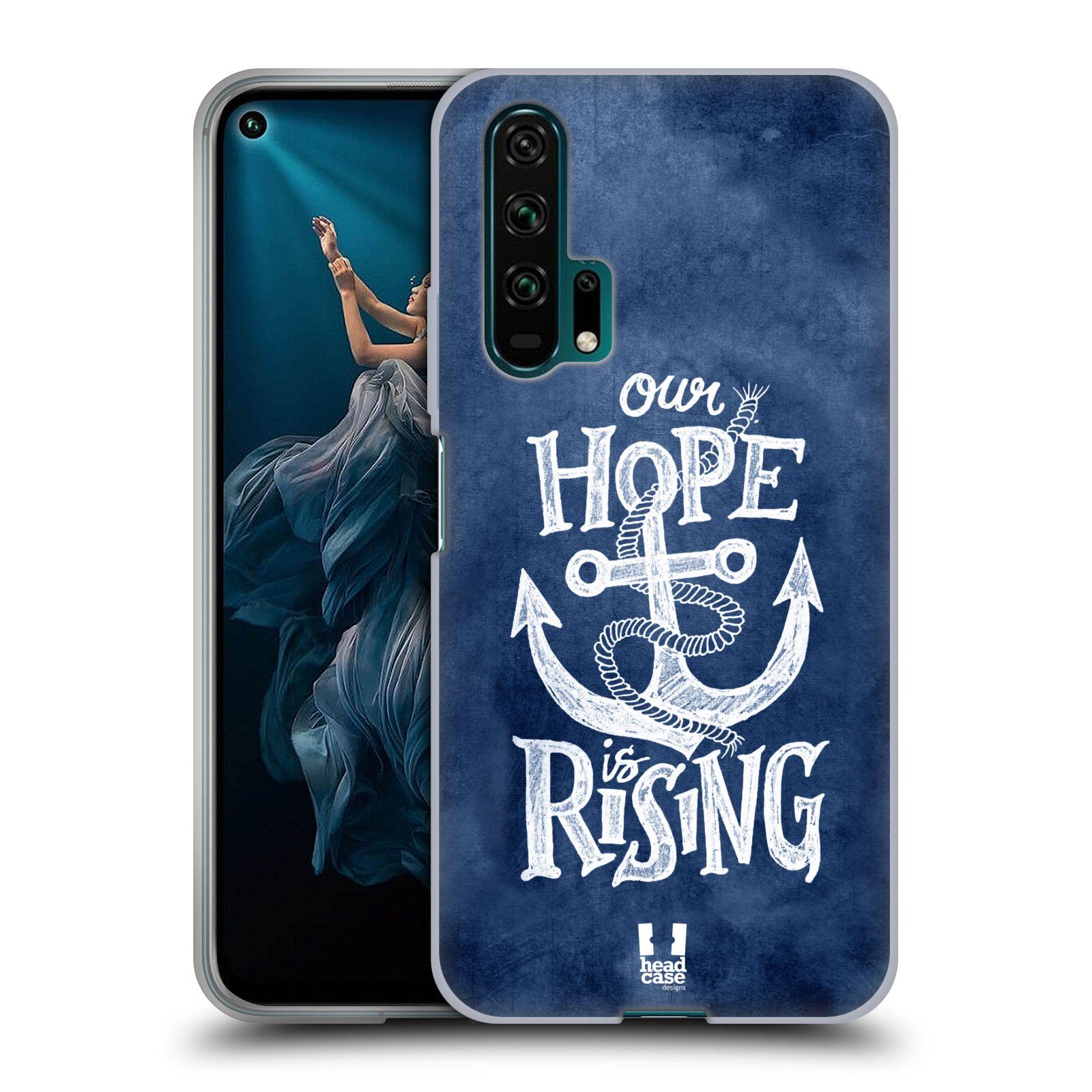 Silikonové pouzdro na mobil Honor 20 Pro - Head Case - KOTVA RISING