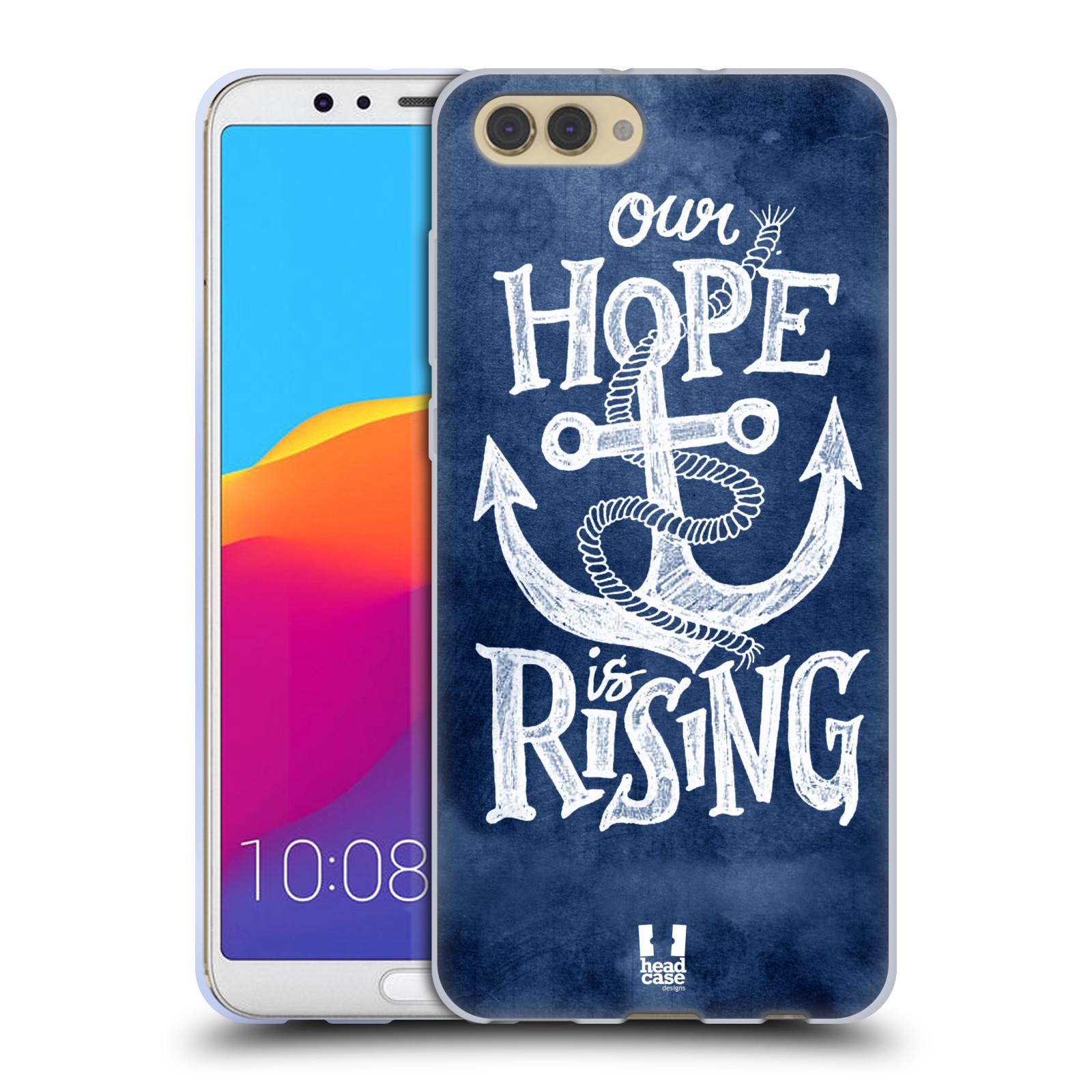 Silikonové pouzdro na mobil Honor View 10 - Head Case - KOTVA RISING