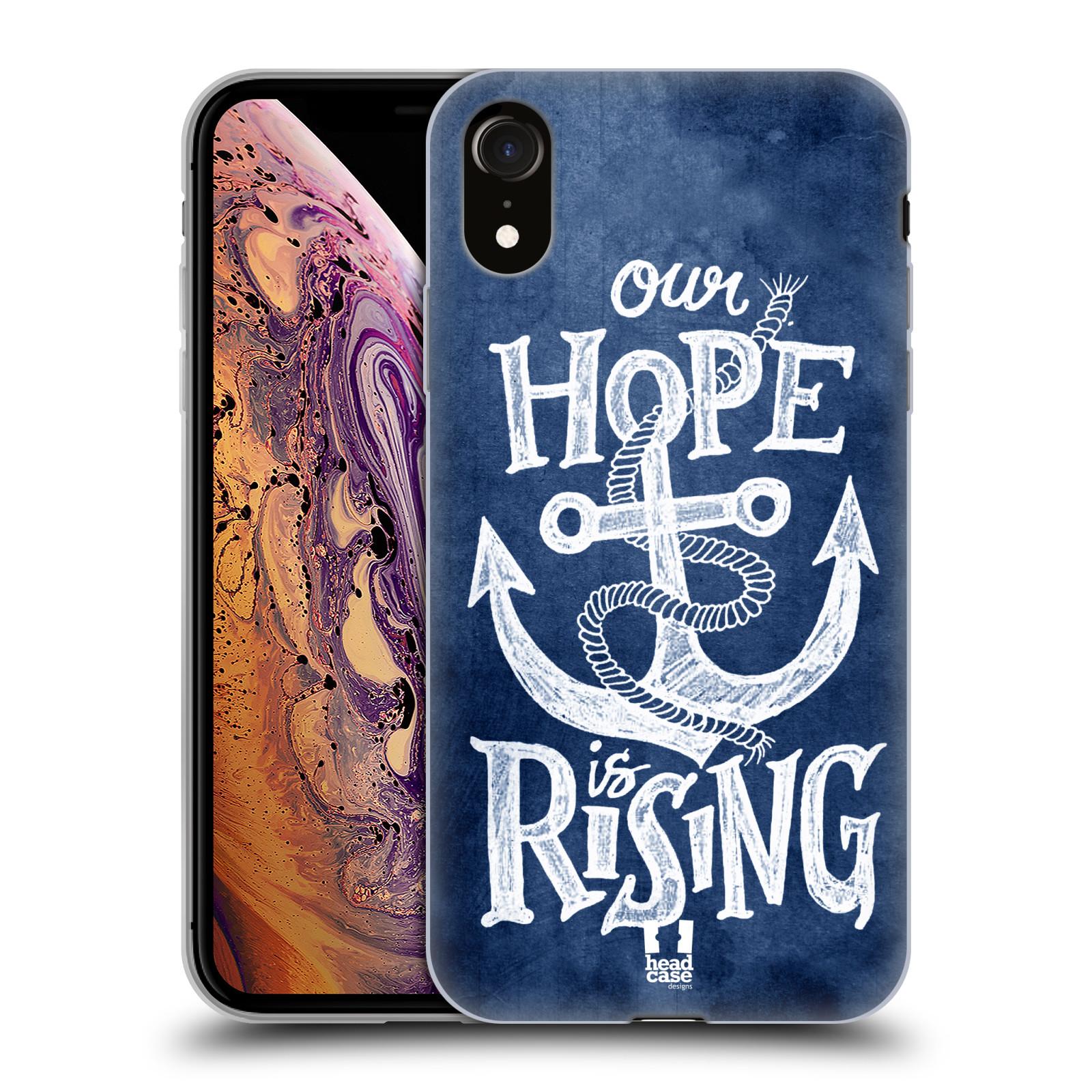 Silikonové pouzdro na mobil Apple iPhone XR - Head Case - KOTVA RISING