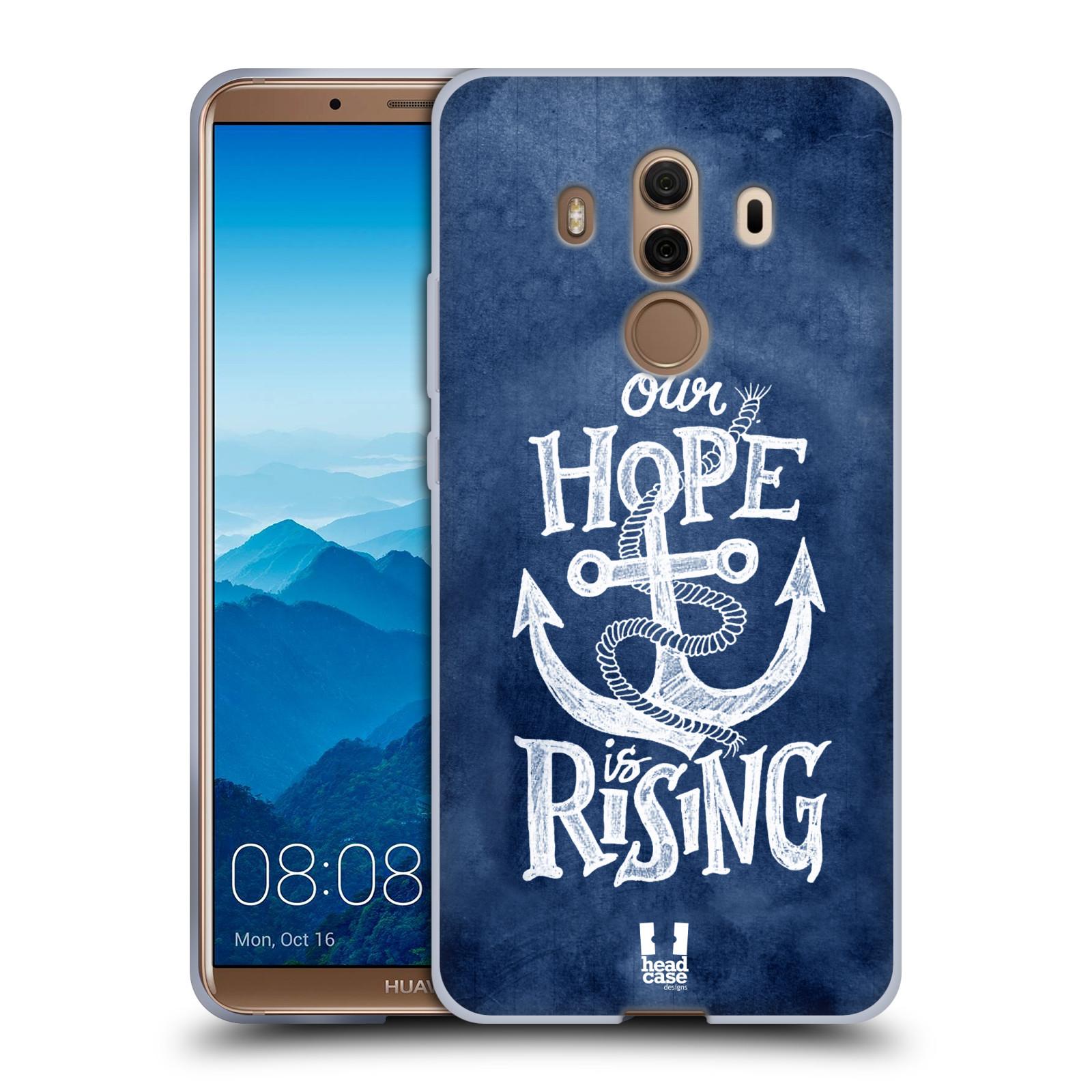 Silikonové pouzdro na mobil Huawei Mate 10 Pro - Head Case - KOTVA RISING