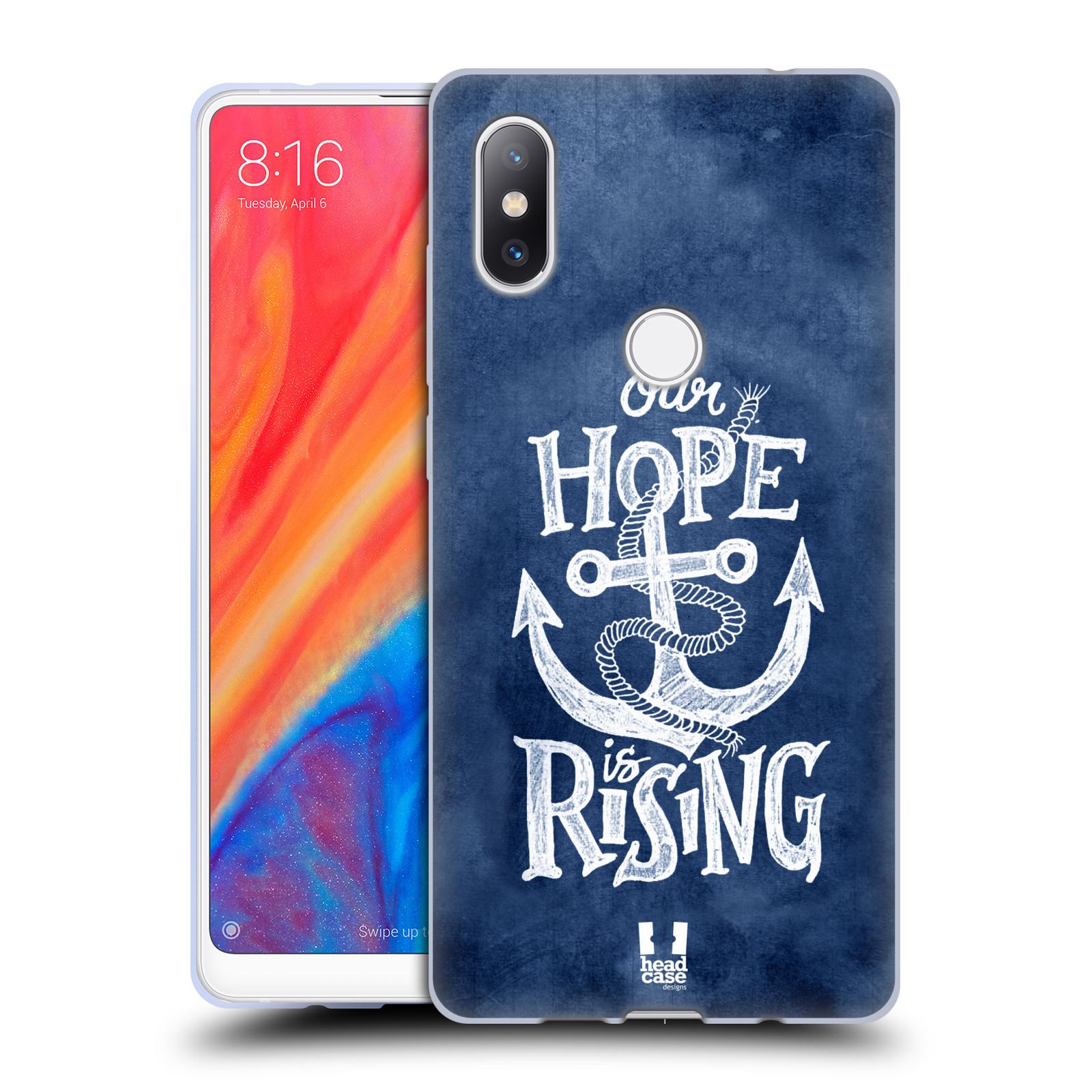 Silikonové pouzdro na mobil Xiaomi Mi Mix 2S - Head Case - KOTVA RISING