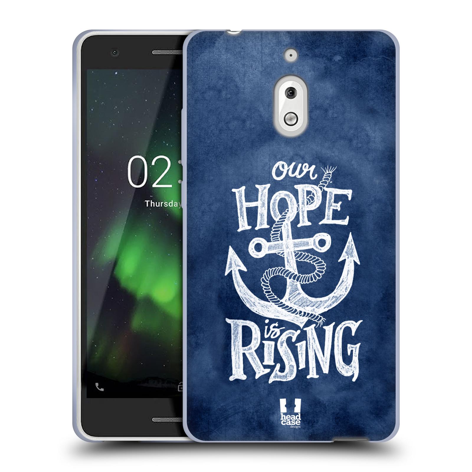Silikonové pouzdro na mobil Nokia 2.1 - Head Case - KOTVA RISING