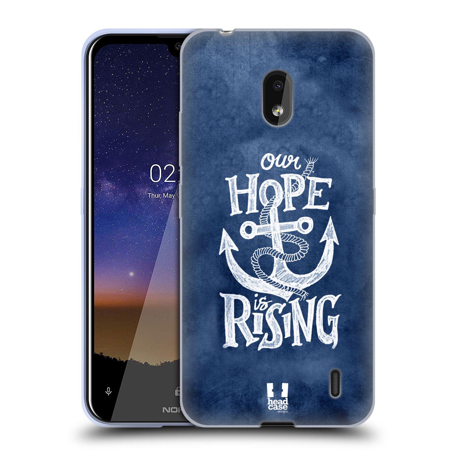 Silikonové pouzdro na mobil Nokia 2.2 - Head Case - KOTVA RISING
