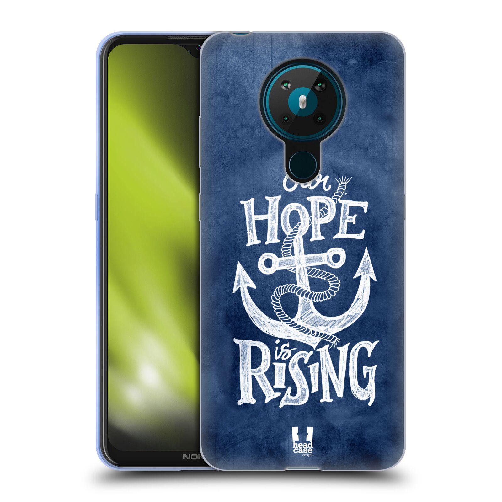 Silikonové pouzdro na mobil Nokia 5.3 - Head Case - KOTVA RISING