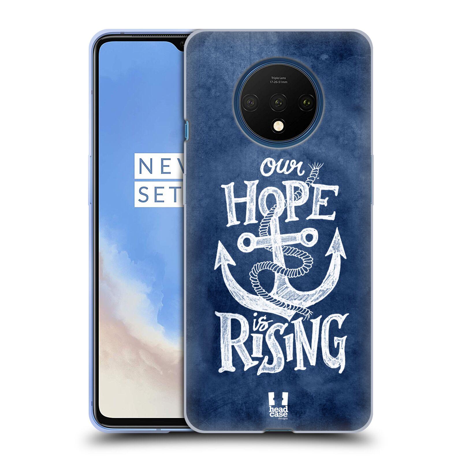 Silikonové pouzdro na mobil OnePlus 7T - Head Case - KOTVA RISING