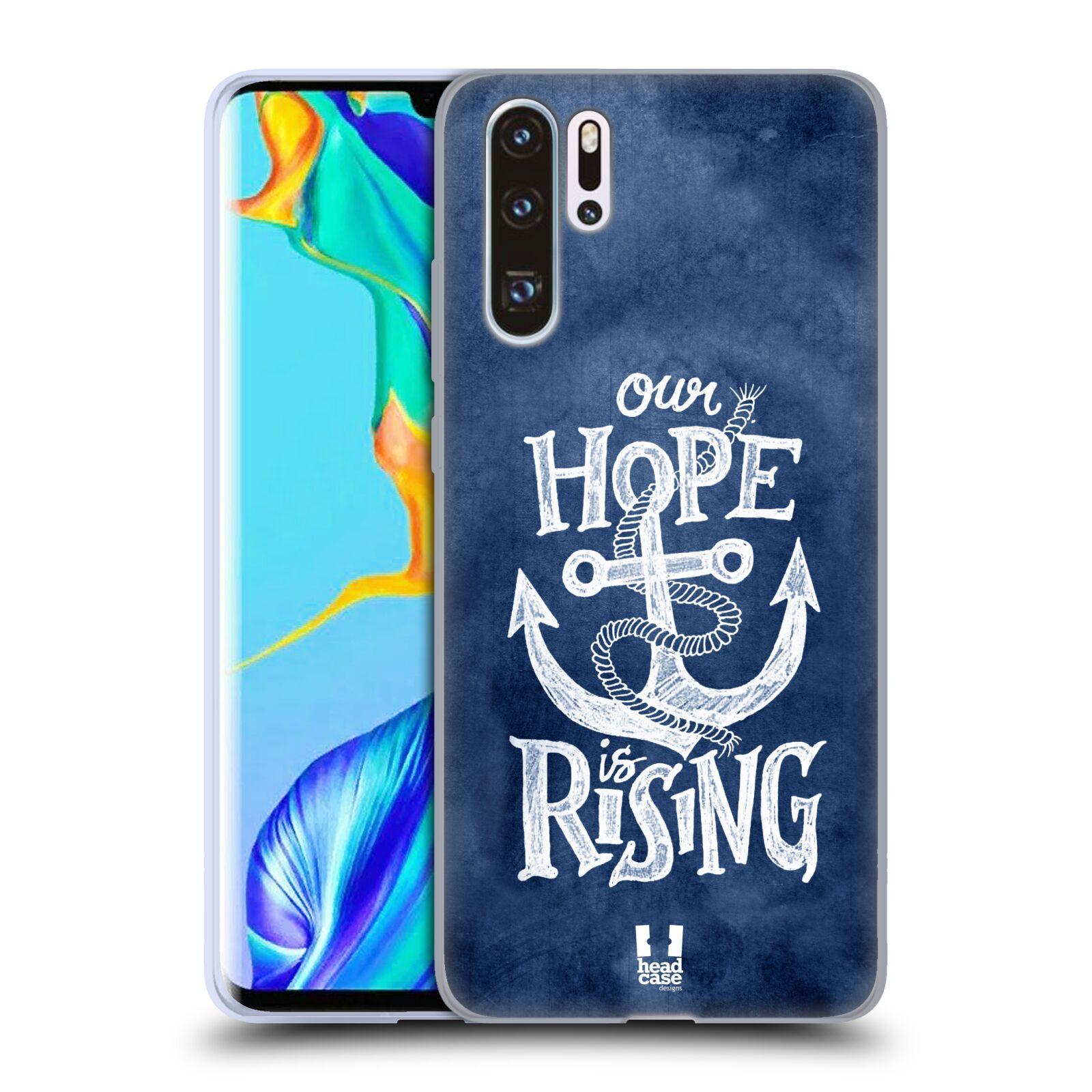 Silikonové pouzdro na mobil Huawei P30 Pro - Head Case - KOTVA RISING