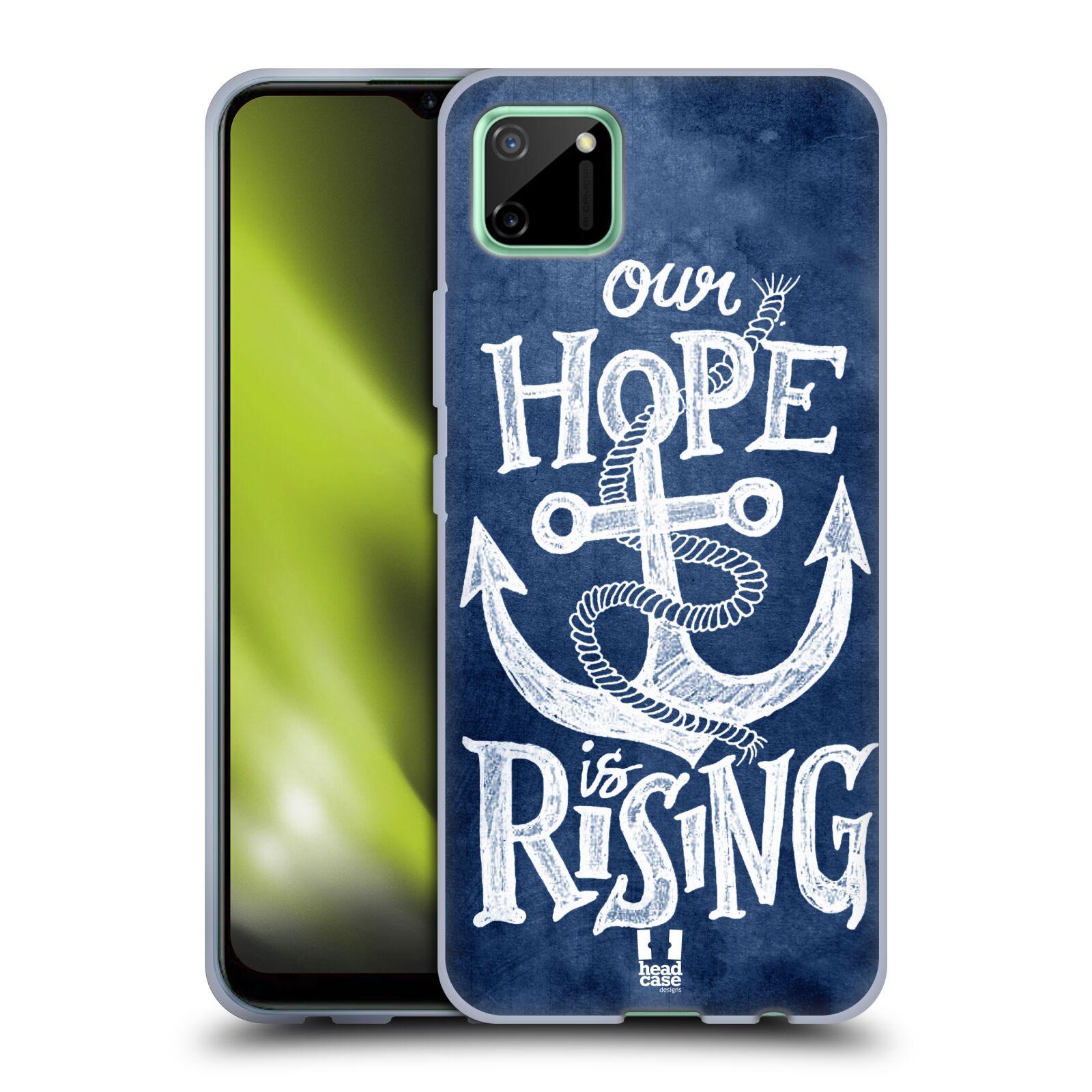 Silikonové pouzdro na mobil Realme C11 - Head Case - KOTVA RISING