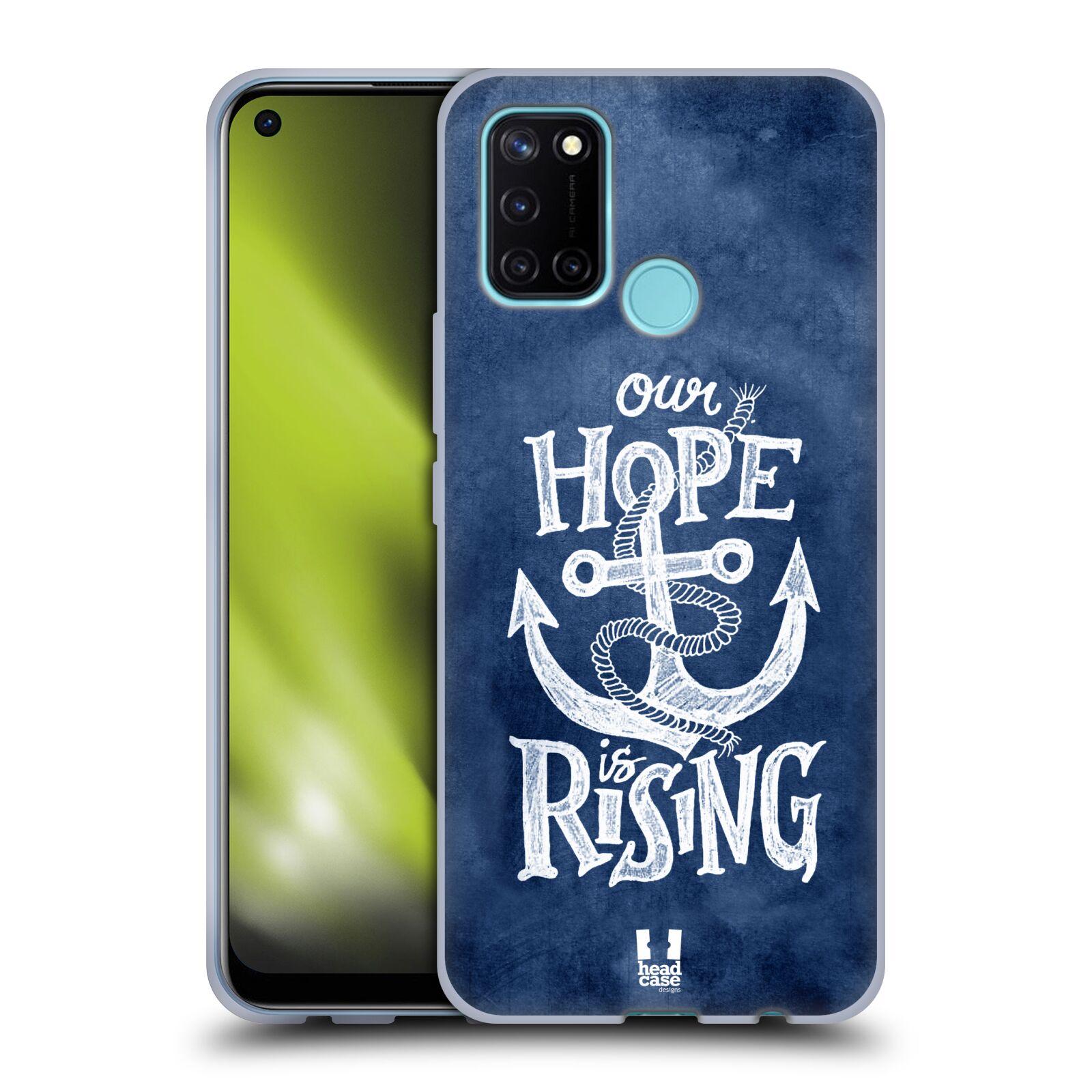 Silikonové pouzdro na mobil Realme 7i - Head Case - KOTVA RISING