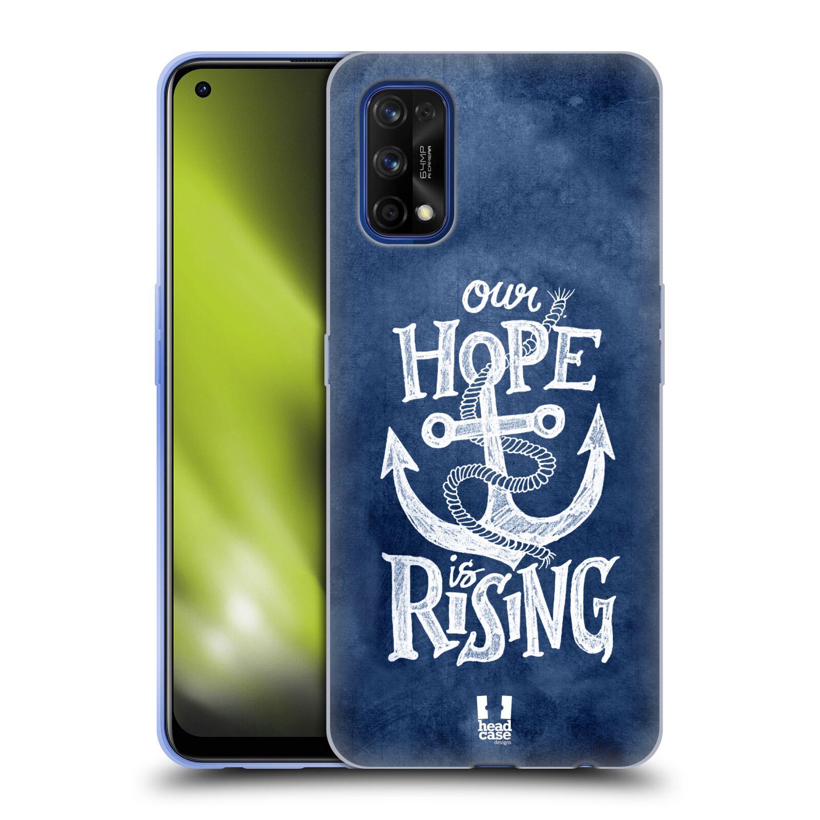 Silikonové pouzdro na mobil Realme 7 Pro - Head Case - KOTVA RISING