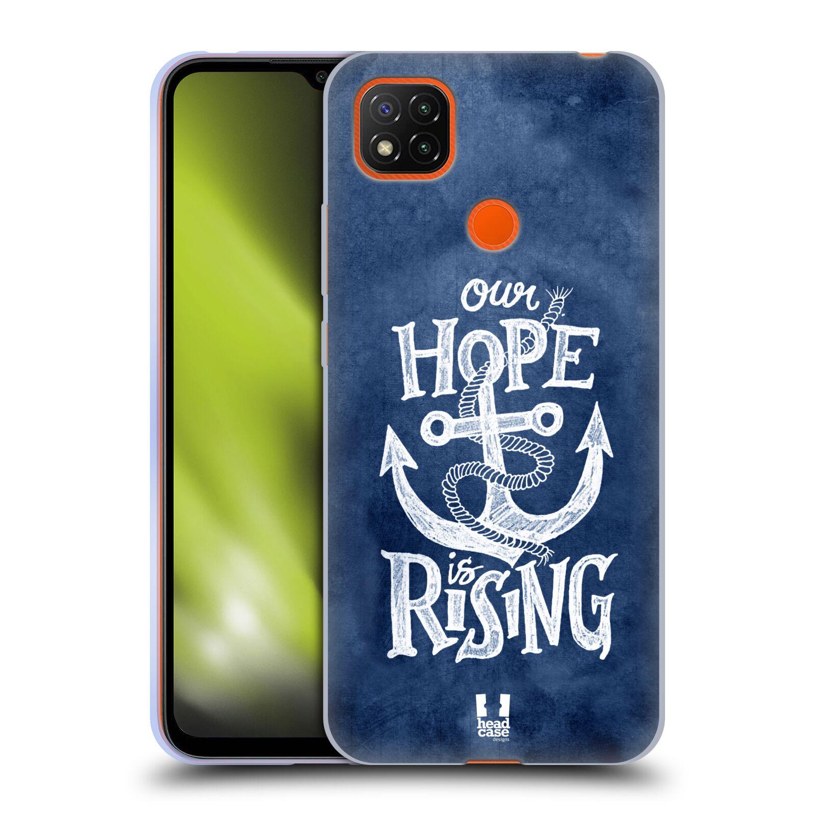 Silikonové pouzdro na mobil Xiaomi Redmi 9C - Head Case - KOTVA RISING