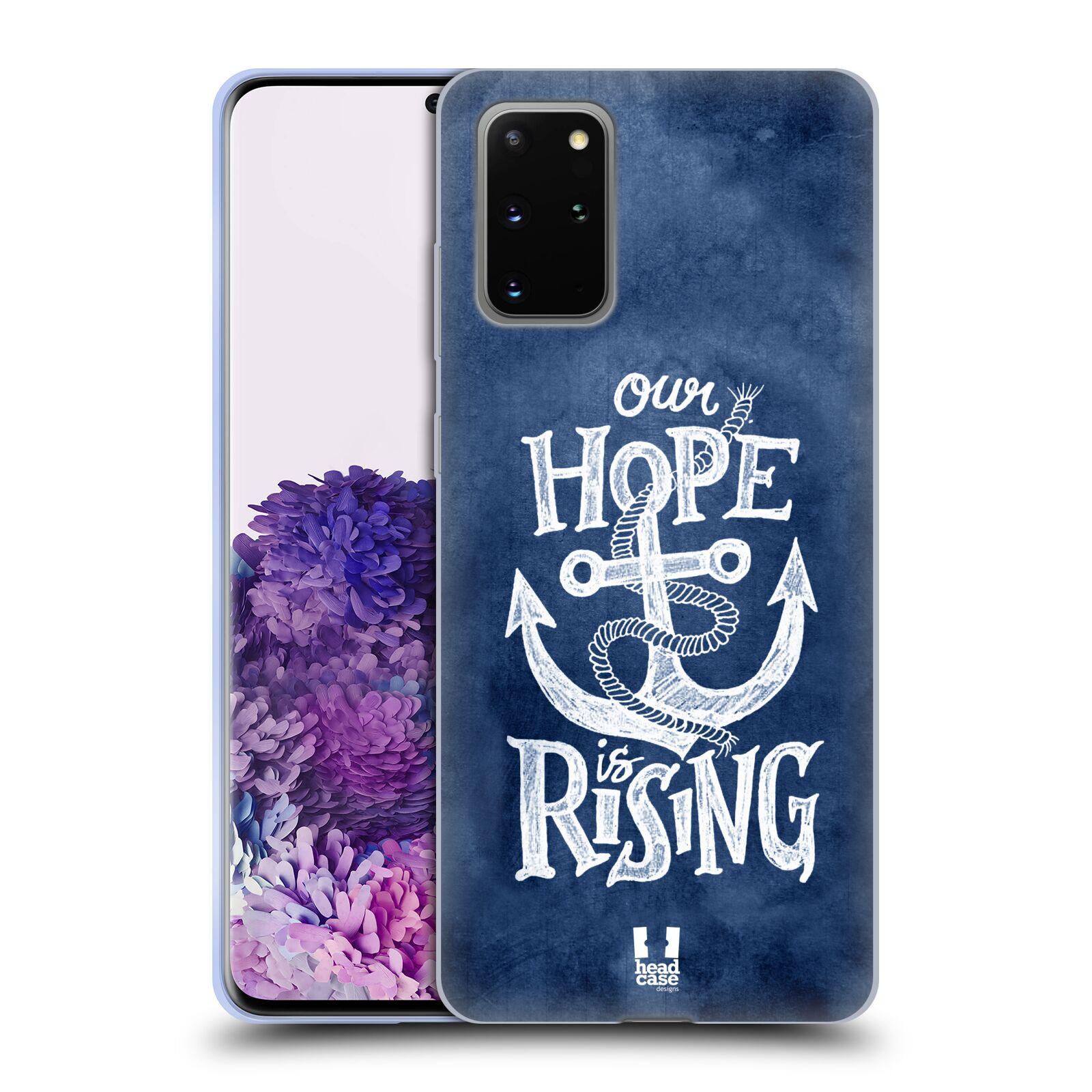 Silikonové pouzdro na mobil Samsung Galaxy S20 Plus - Head Case - KOTVA RISING