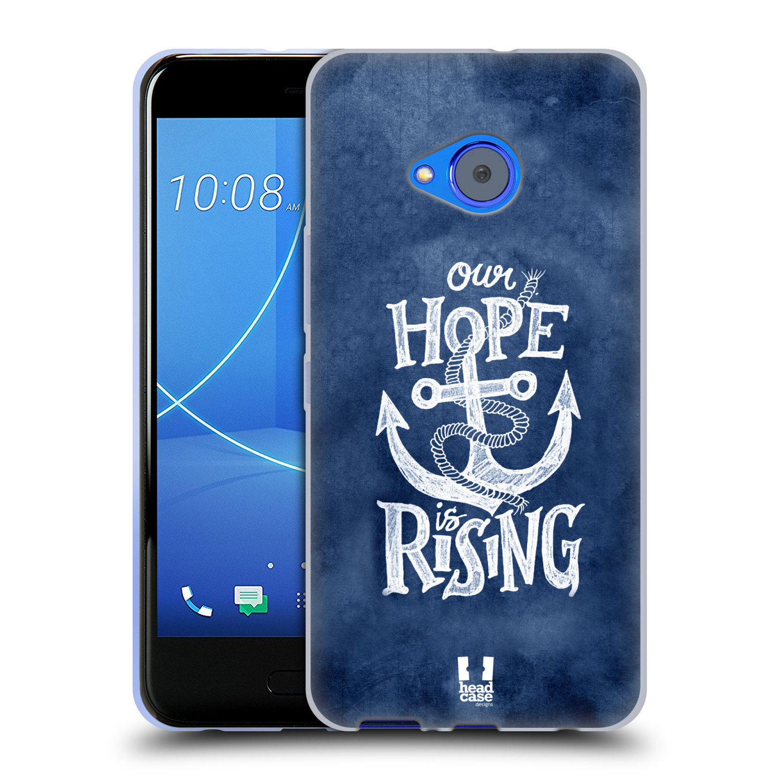 Silikonové pouzdro na mobil HTC U11 Life - Head Case - KOTVA RISING