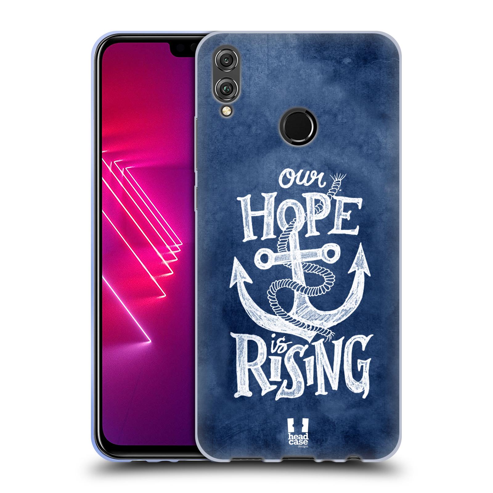 Silikonové pouzdro na mobil Honor View 10 Lite - Head Case - KOTVA RISING