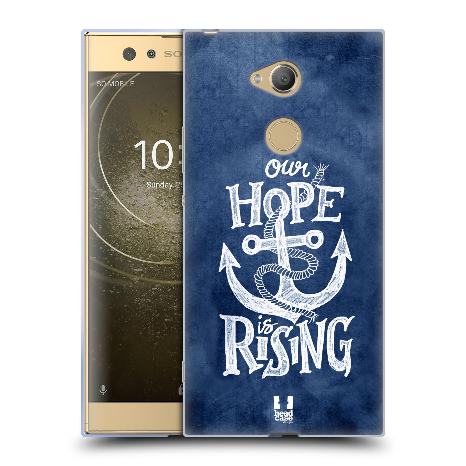 Silikonové pouzdro na mobil Sony Xperia XA2 Ultra - Head Case - KOTVA RISING