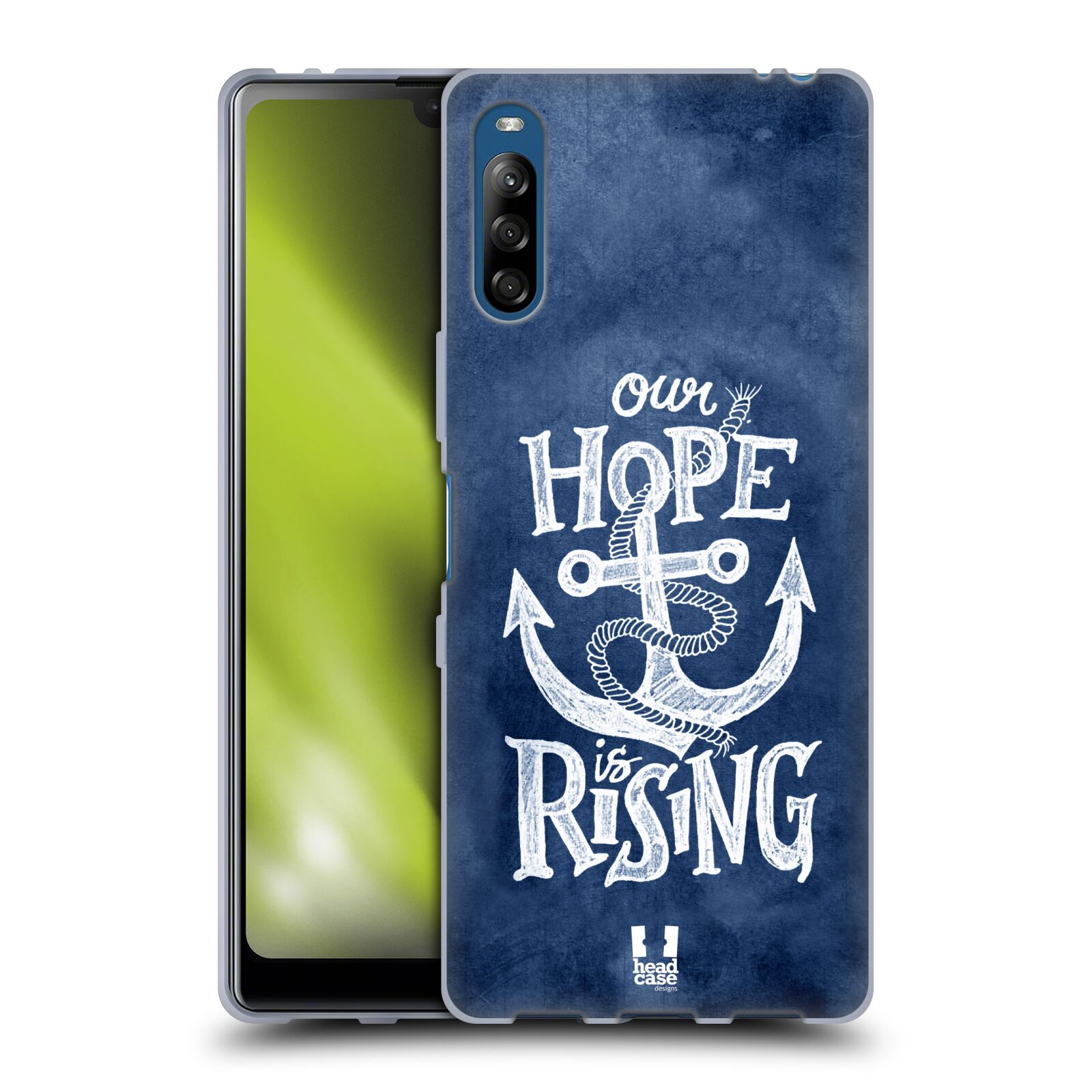 Silikonové pouzdro na mobil Sony Xperia L4 - Head Case - KOTVA RISING