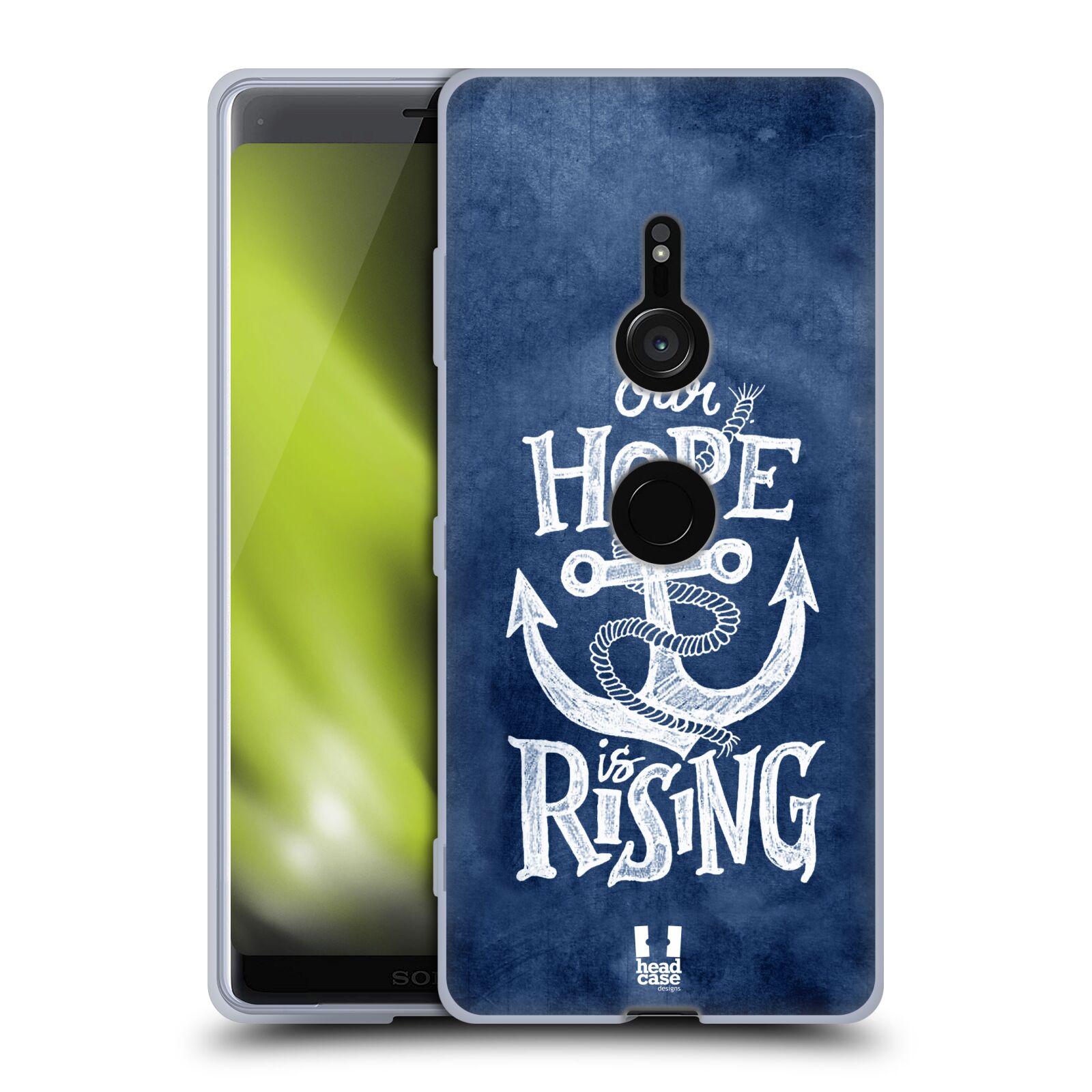 Silikonové pouzdro na mobil Sony Xperia XZ3 - Head Case - KOTVA RISING