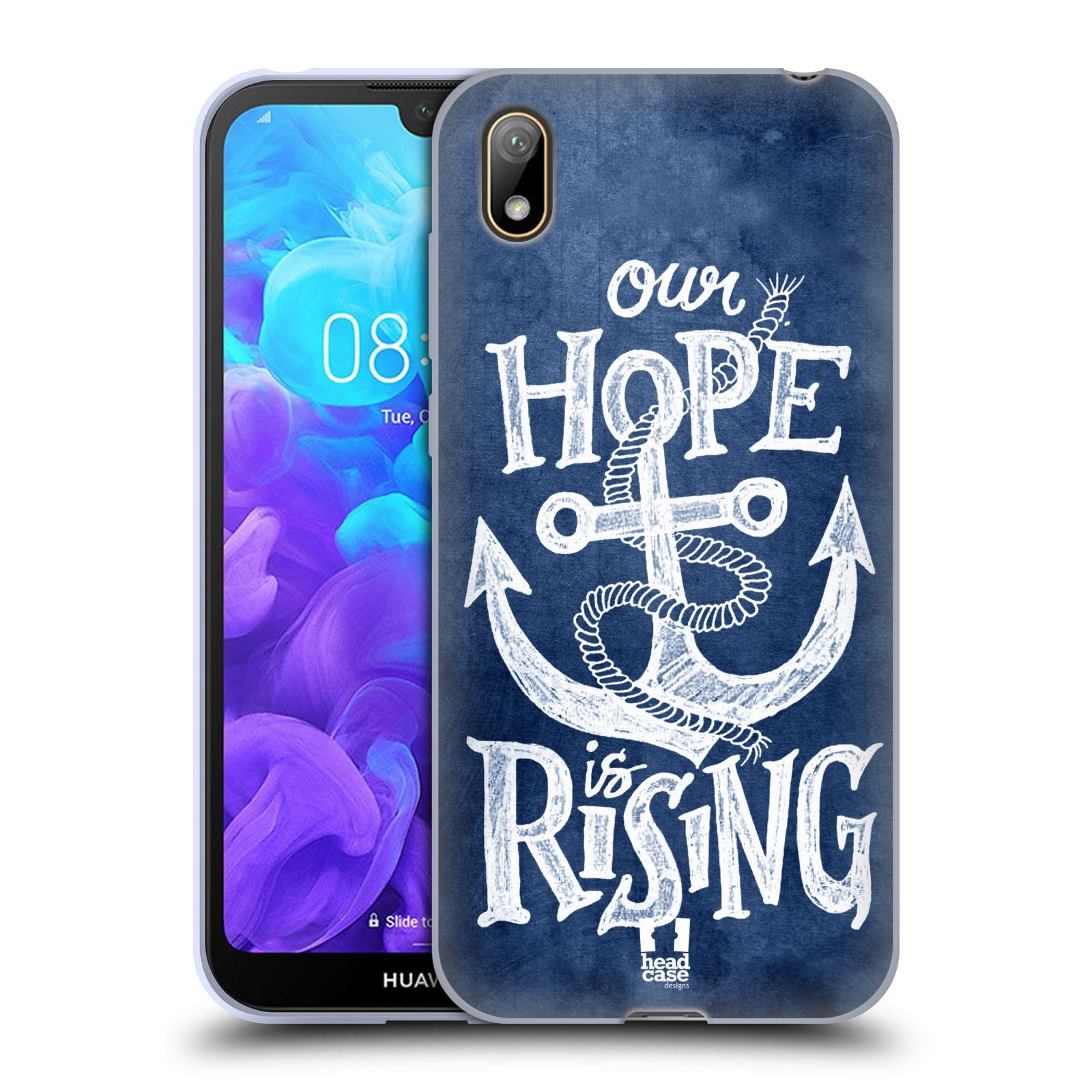 Silikonové pouzdro na mobil Huawei Y5 (2019) - Head Case - KOTVA RISING