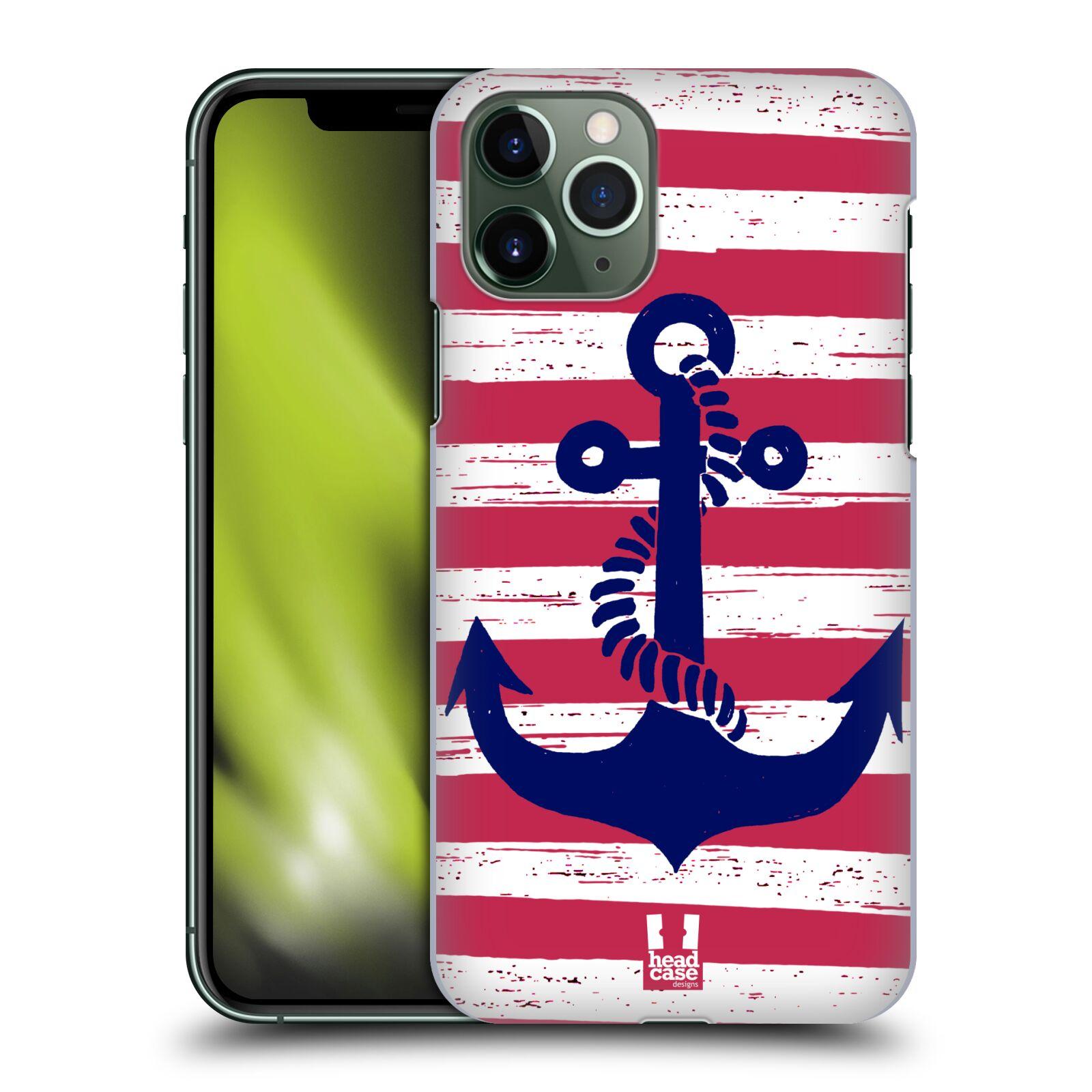 Plastové pouzdro na mobil Apple iPhone 11 Pro - Head Case - KOTVA S PRUHY