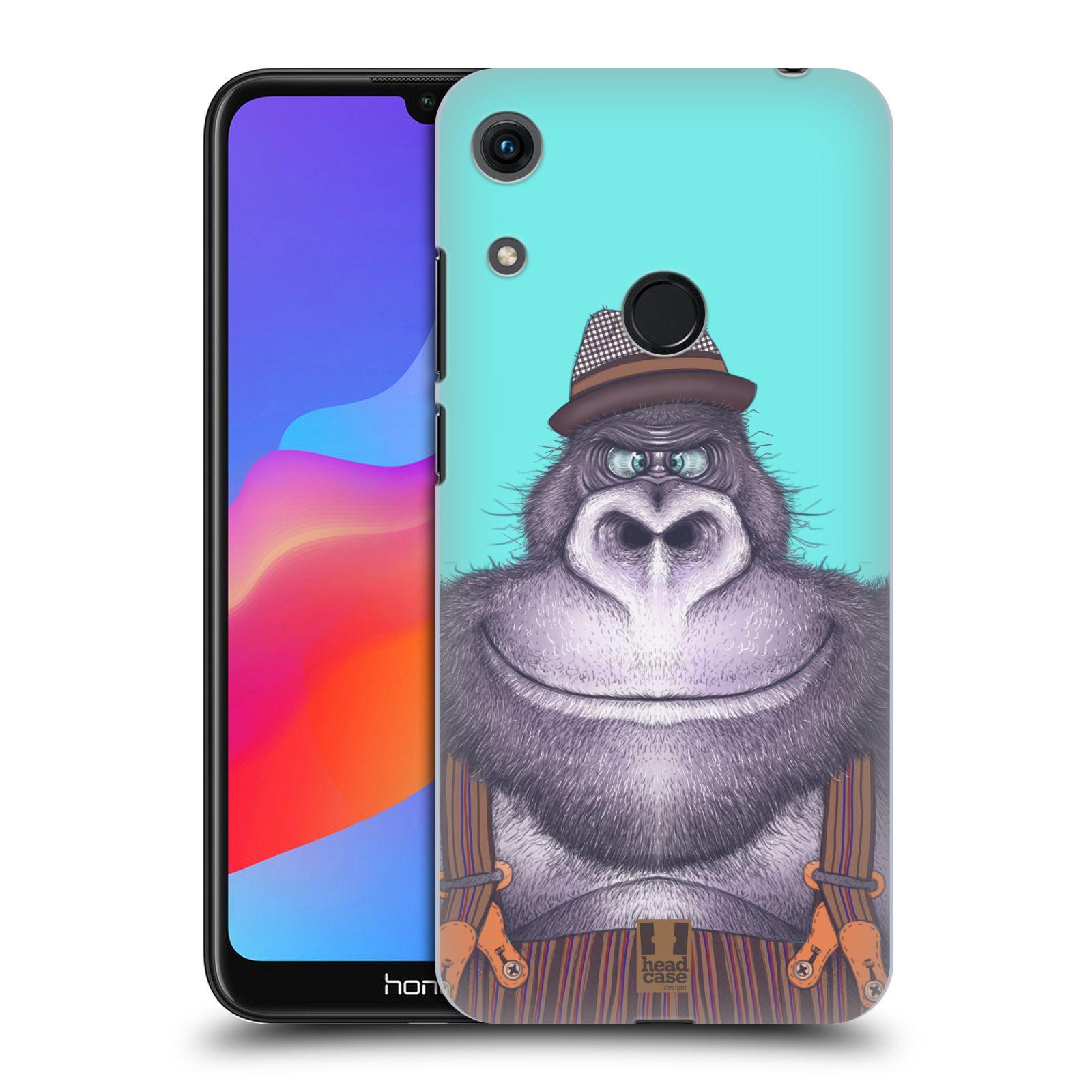 Plastové pouzdro na mobil Honor 8A - Head Case - ANIMPLA GORILÁK