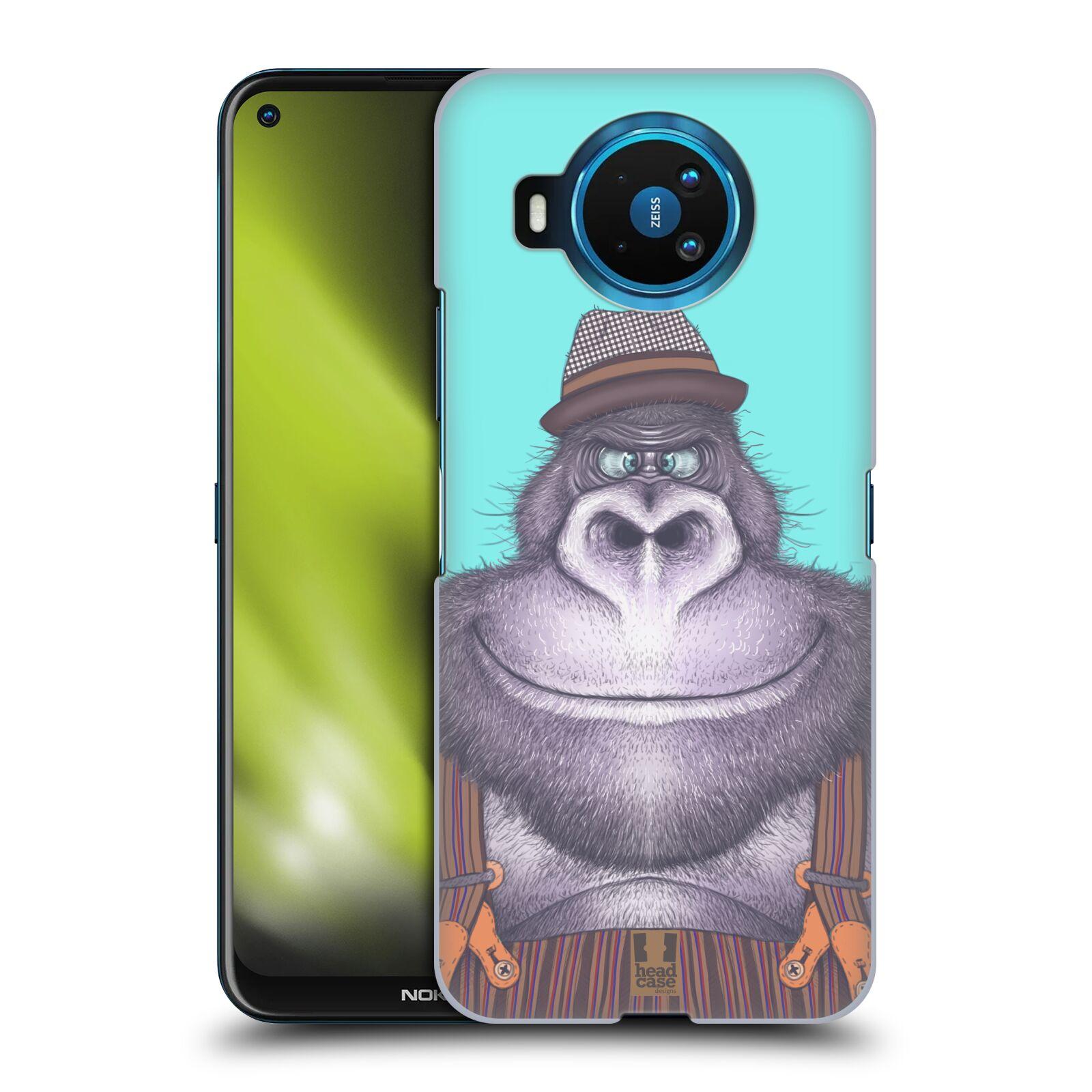 Plastové pouzdro na mobil Nokia 8.3 5G - Head Case - ANIMPLA GORILÁK