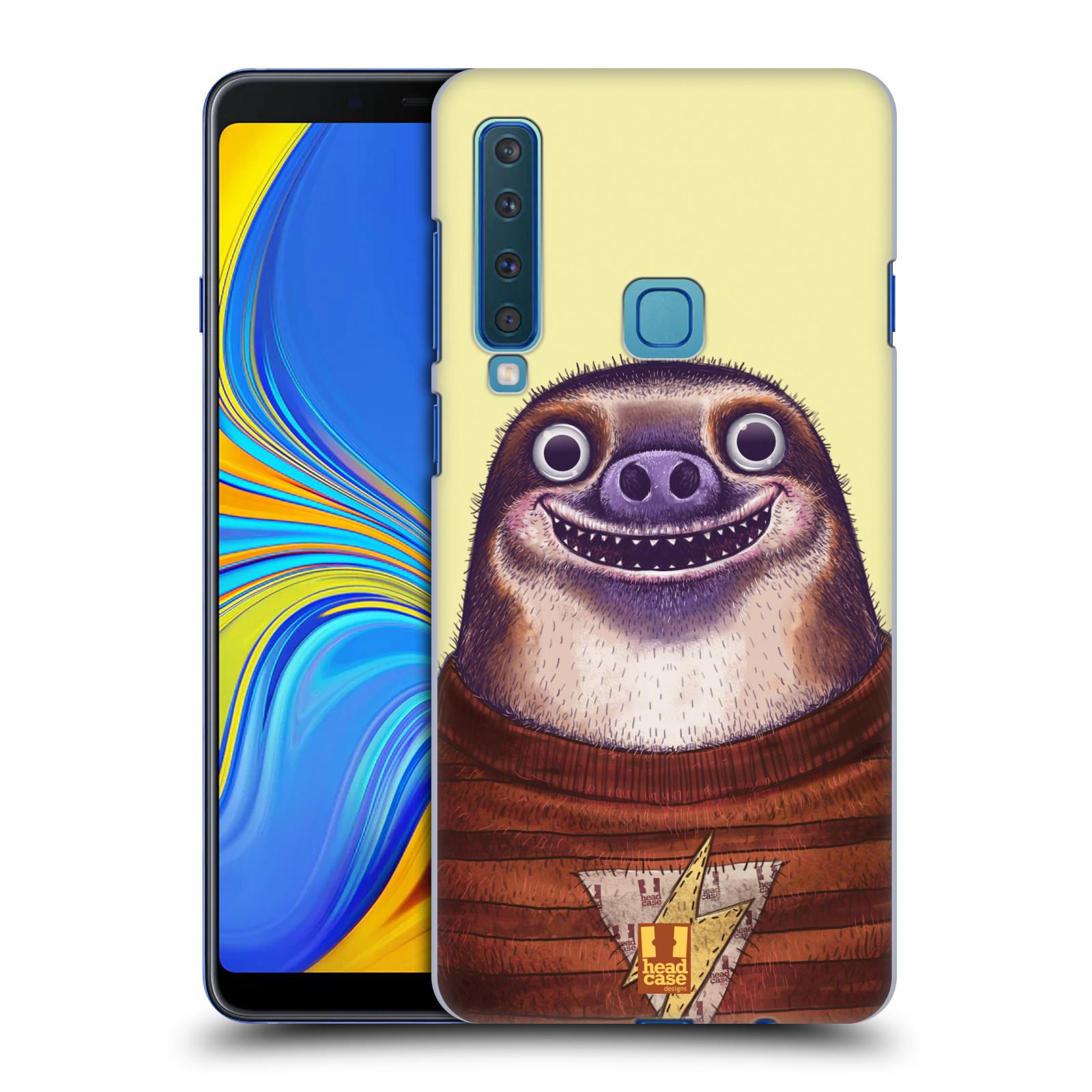 Plastové pouzdro na mobil Samsung Galaxy A9 (2018) - Head Case - ANIMPLA LENOCHOD