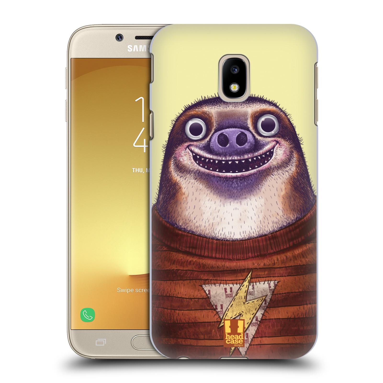 Plastové pouzdro na mobil Samsung Galaxy J3 (2017) - Head Case - ANIMPLA LENOCHOD