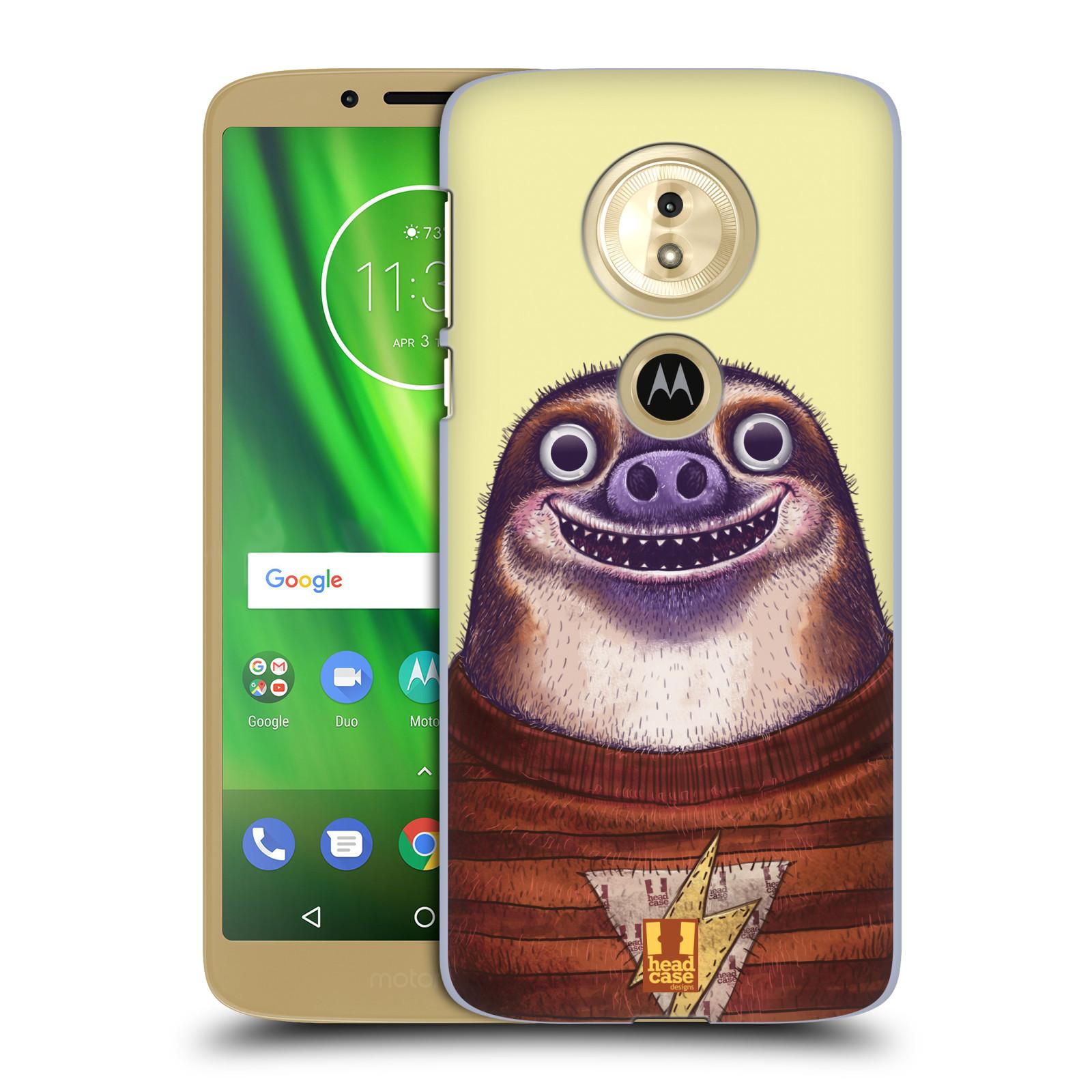 Plastové pouzdro na mobil Motorola Moto G6 Play - Head Case - ANIMPLA LENOCHOD