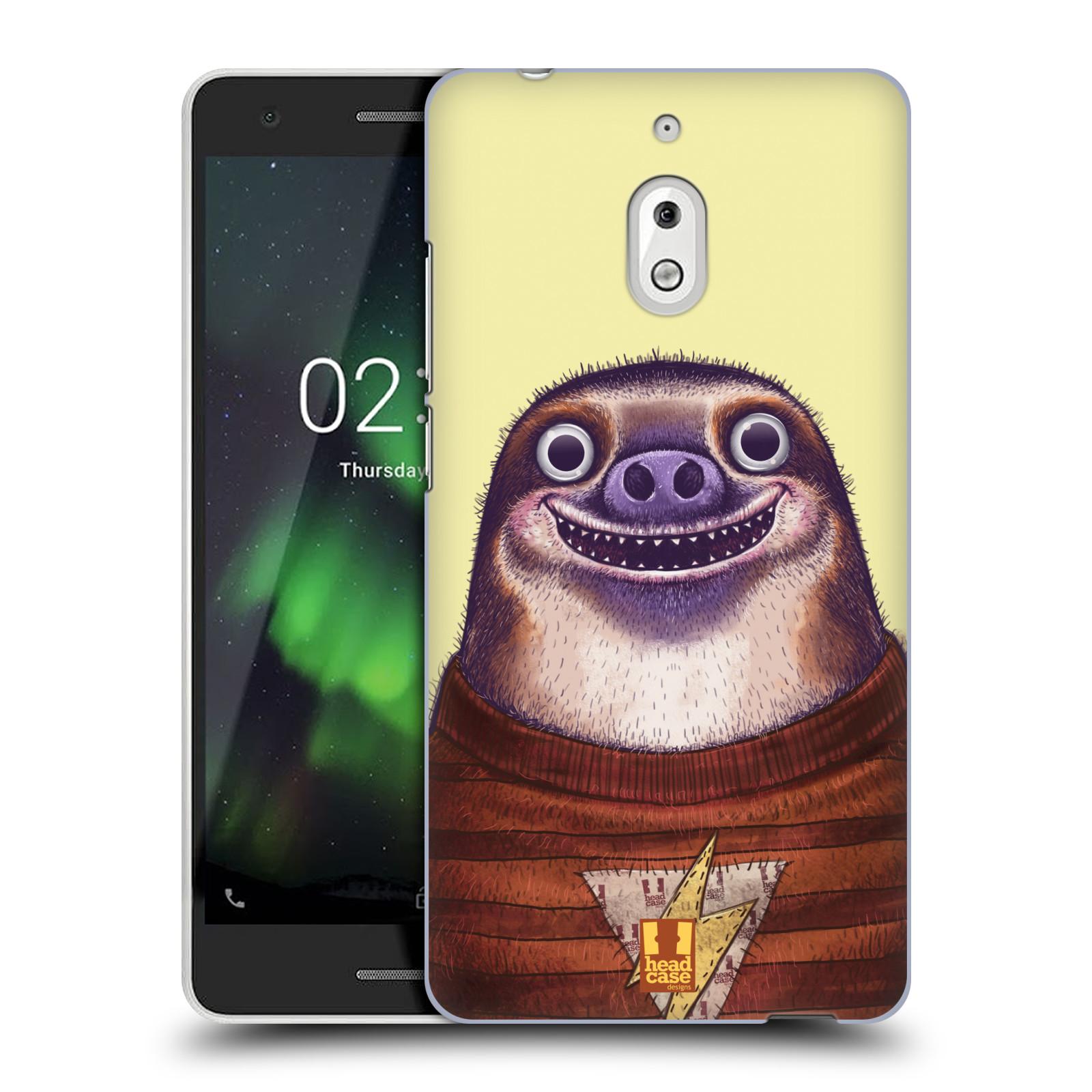 Plastové pouzdro na mobil Nokia 2.1 - Head Case - ANIMPLA LENOCHOD