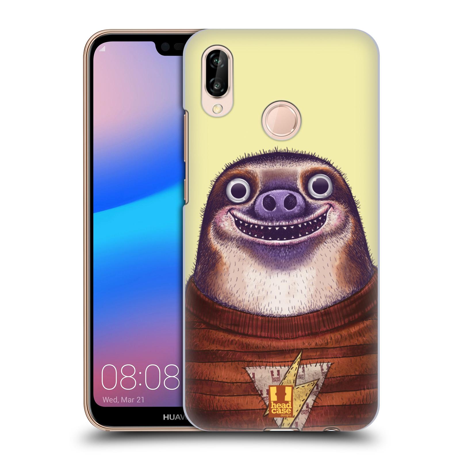 Plastové pouzdro na mobil Huawei P20 Lite - Head Case - ANIMPLA LENOCHOD
