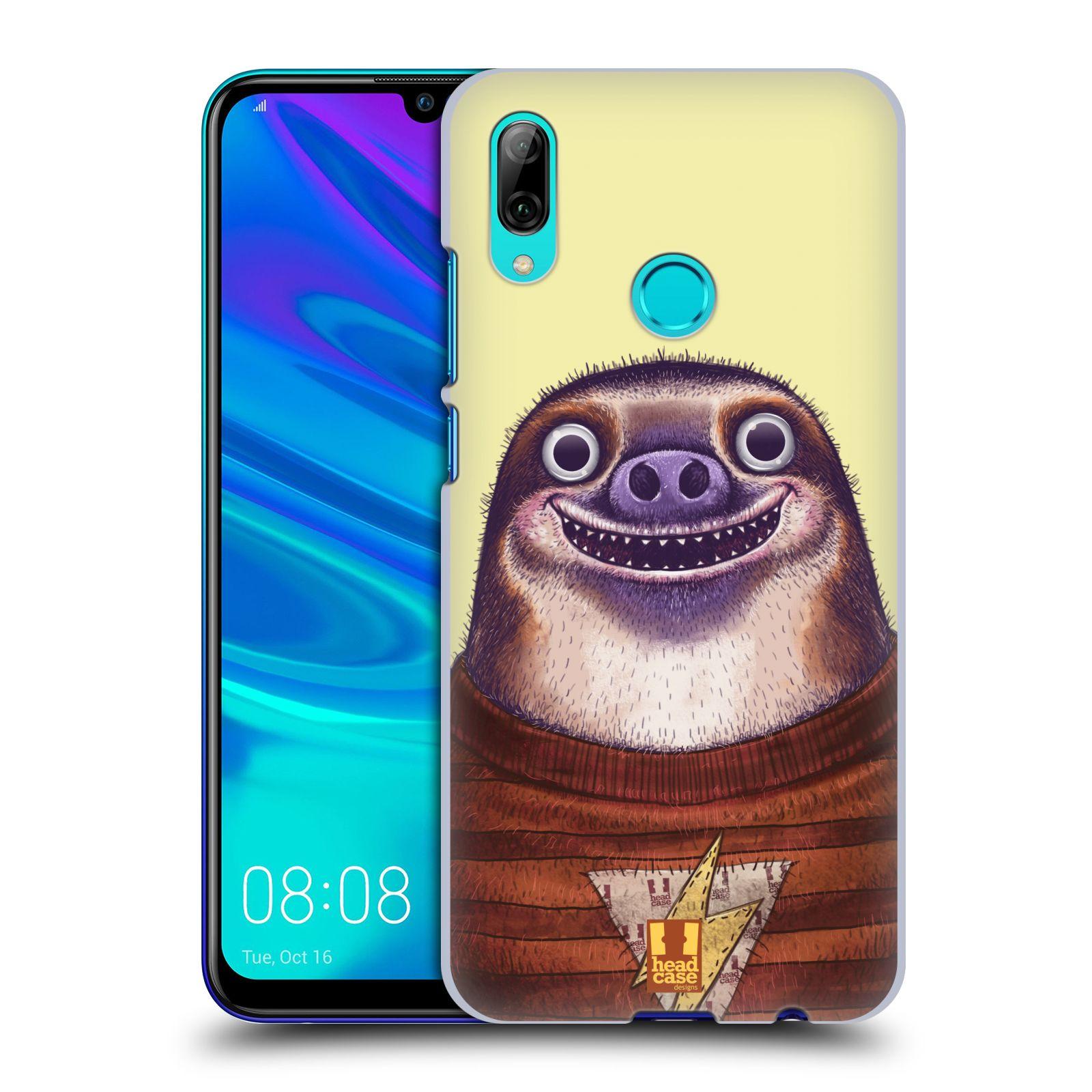 Plastové pouzdro na mobil Huawei P Smart (2019) - Head Case - ANIMPLA LENOCHOD