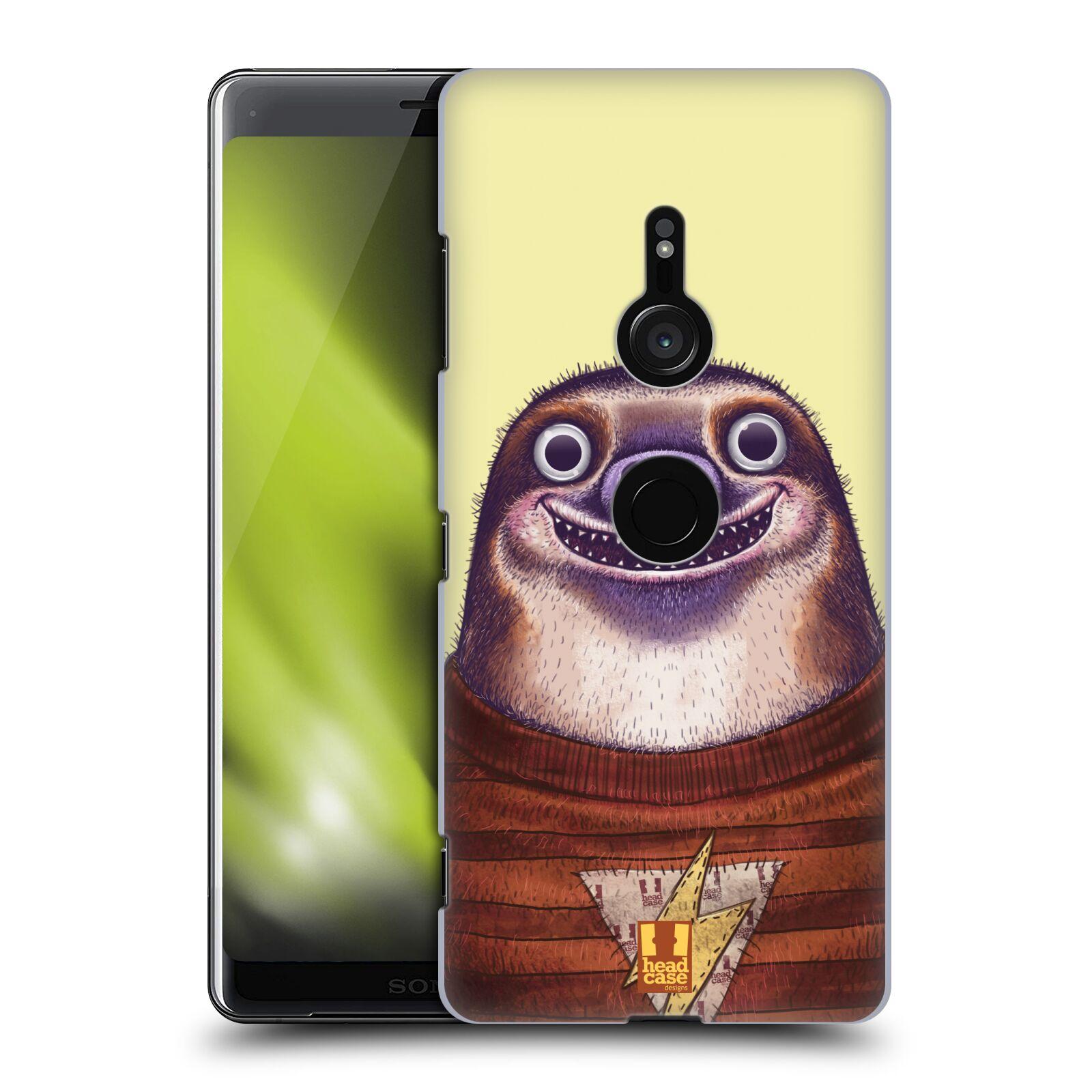 Plastové pouzdro na mobil Sony Xperia XZ3 - Head Case - ANIMPLA LENOCHOD