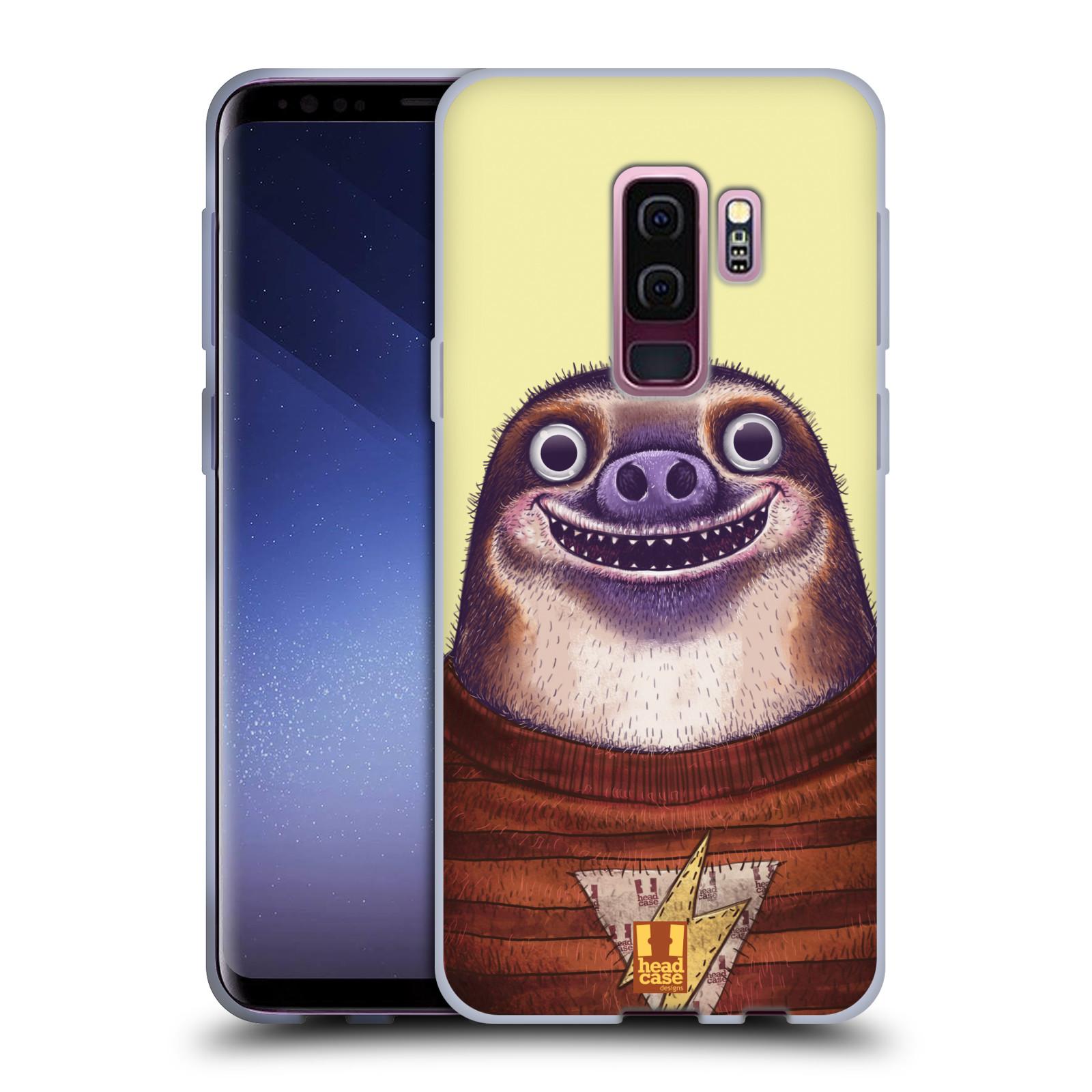 Silikonové pouzdro na mobil Samsung Galaxy S9 Plus - Head Case - ANIMPLA LENOCHOD