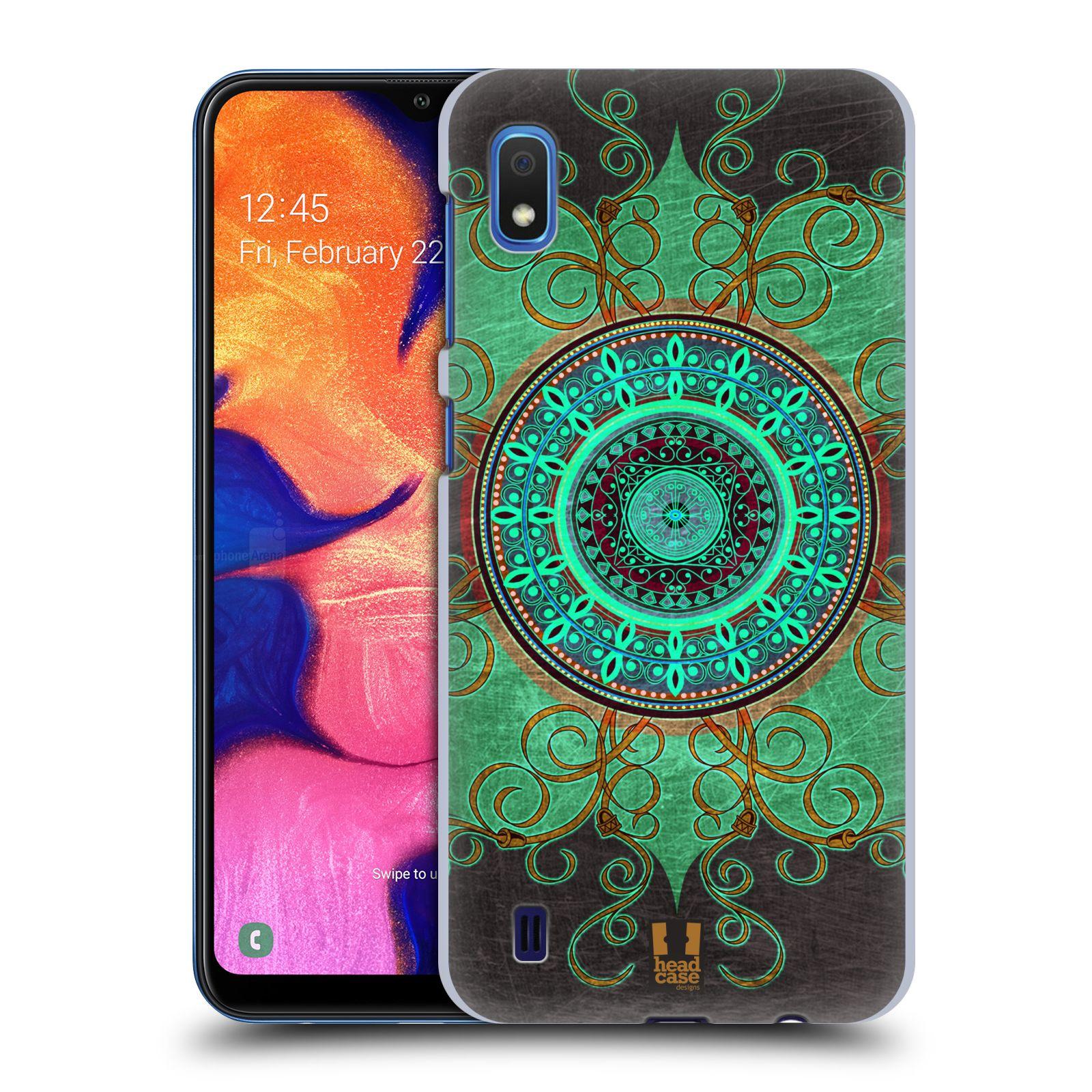 Plastové pouzdro na mobil Samsung Galaxy A10 - Head Case - ARAB MANDALA