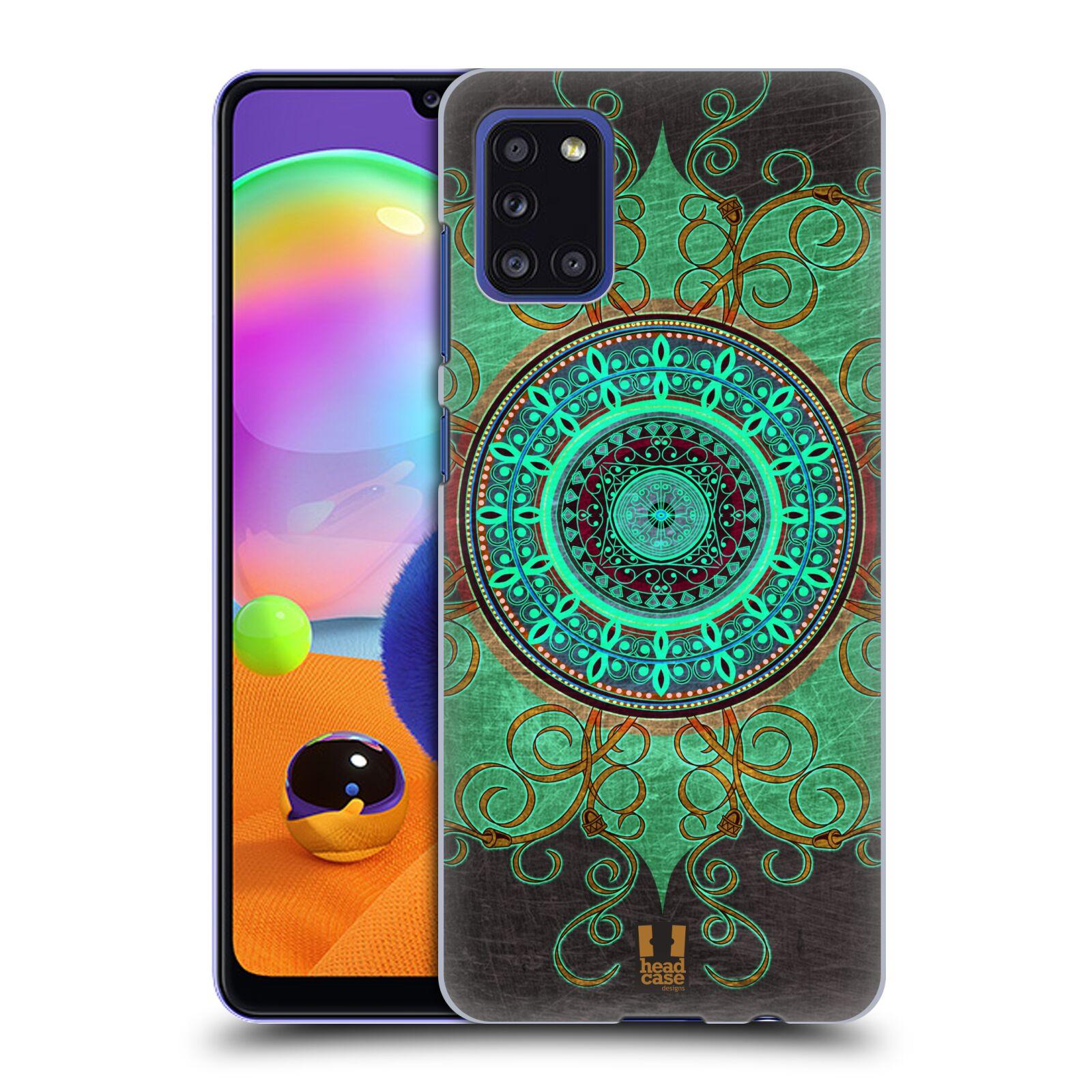 Plastové pouzdro na mobil Samsung Galaxy A31 - Head Case - ARAB MANDALA