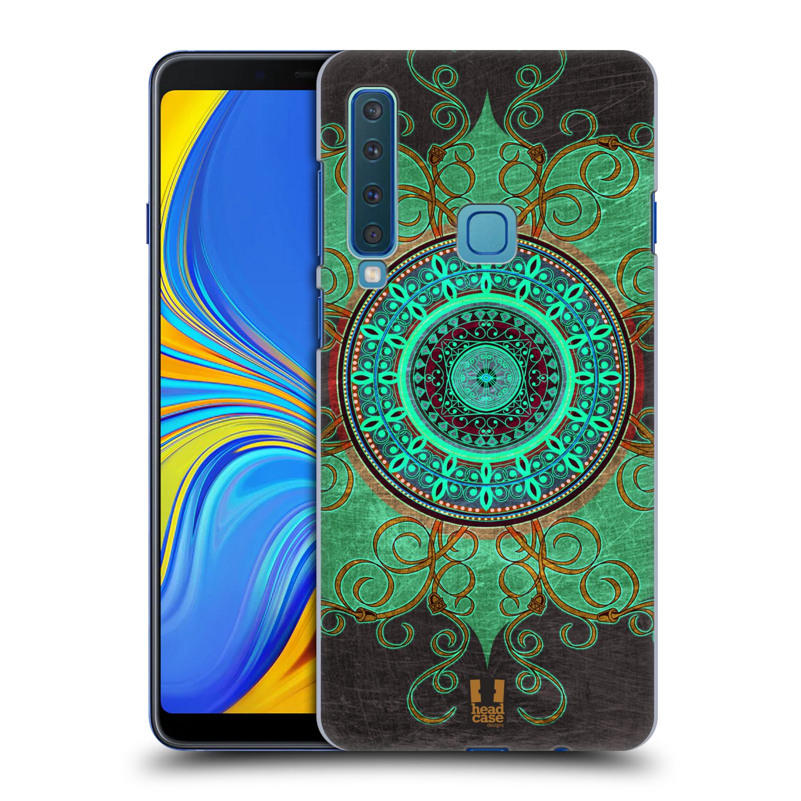 Plastové pouzdro na mobil Samsung Galaxy A9 (2018) - Head Case - ARAB MANDALA