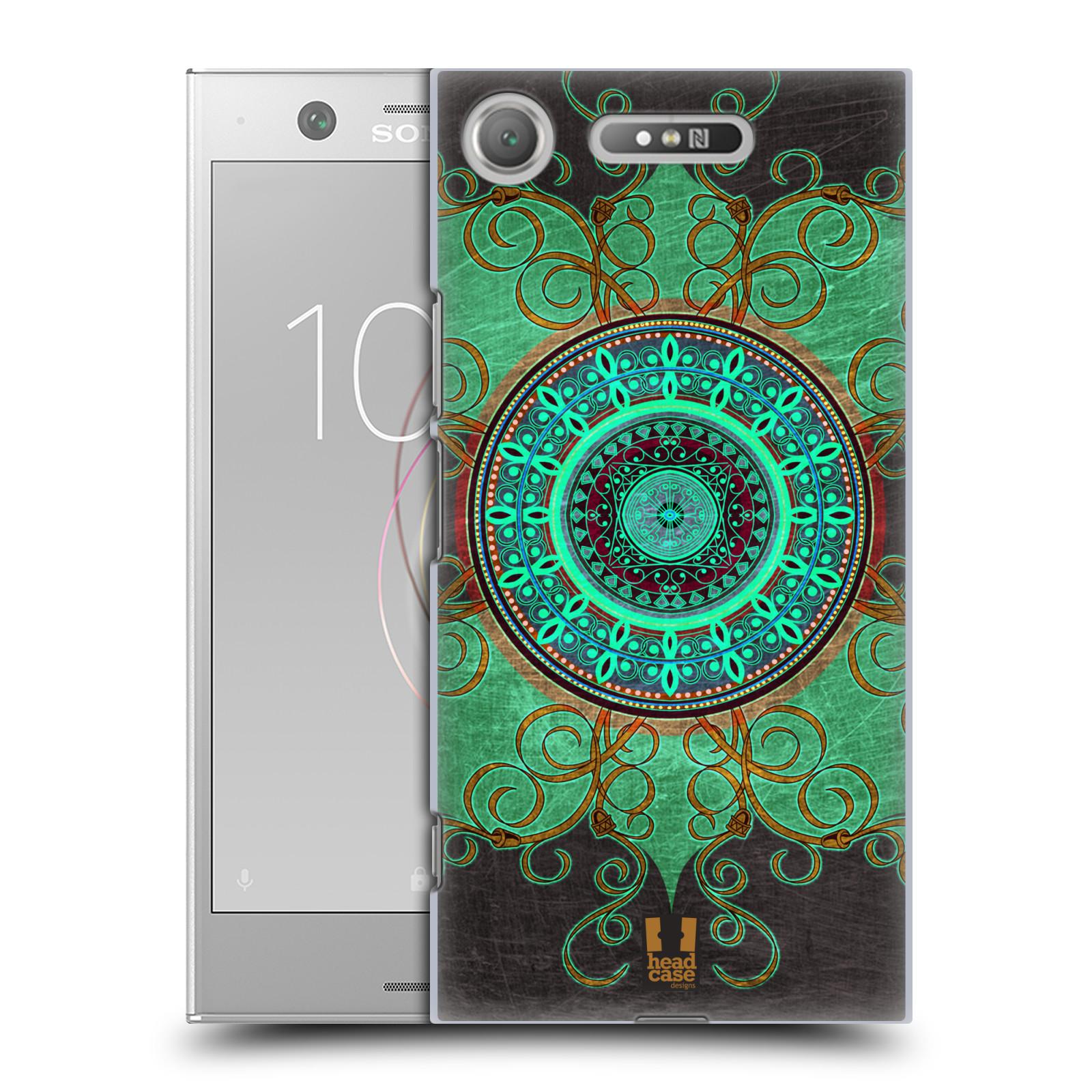 Plastové pouzdro na mobil Sony Xperia XZ1 - Head Case - ARAB MANDALA