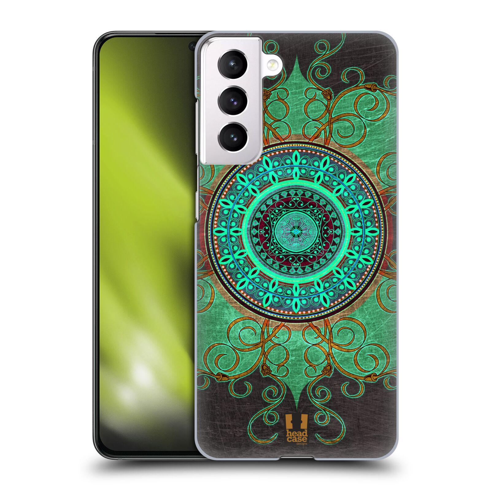 Plastové pouzdro na mobil Samsung Galaxy S21 5G - Head Case - ARAB MANDALA