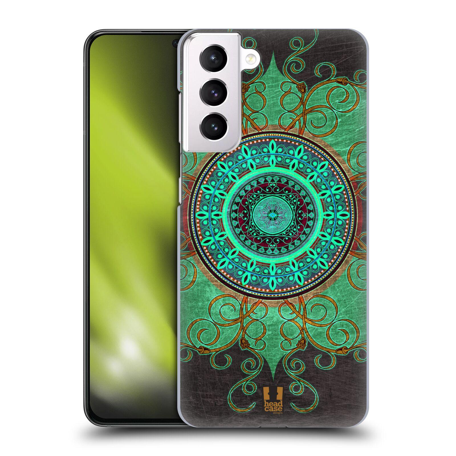 Plastové pouzdro na mobil Samsung Galaxy S21 Plus 5G - Head Case - ARAB MANDALA