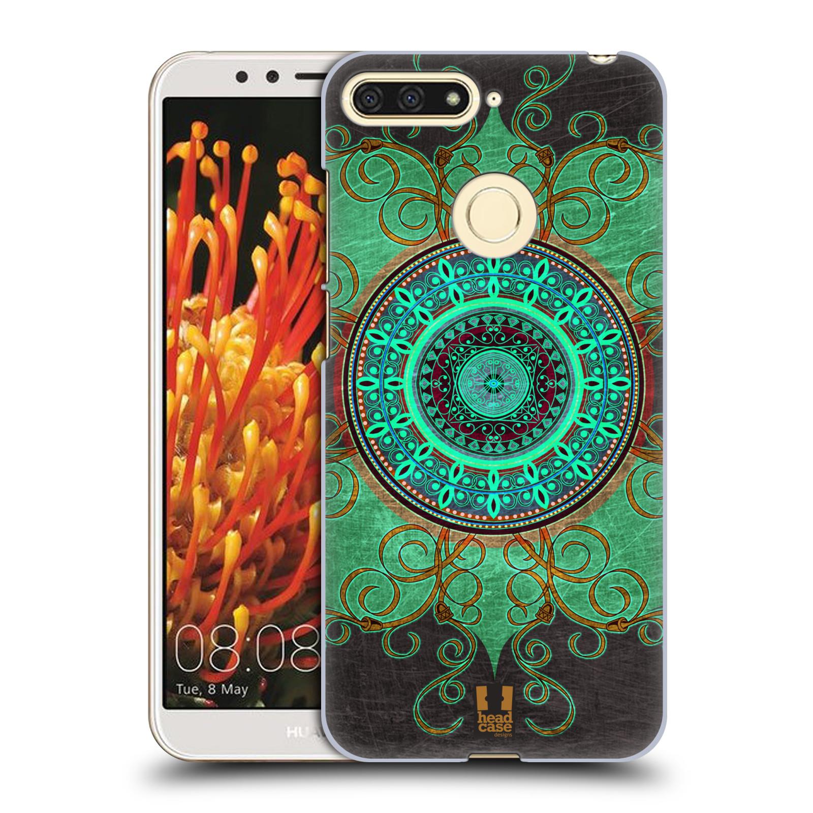 Plastové pouzdro na mobil Huawei Y6 Prime 2018 - Head Case - ARAB MANDALA