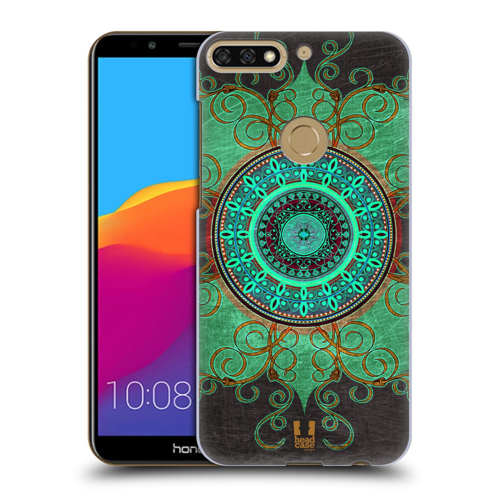 Plastové pouzdro na mobil Huawei Y7 Prime 2018 - Head Case - ARAB MANDALA