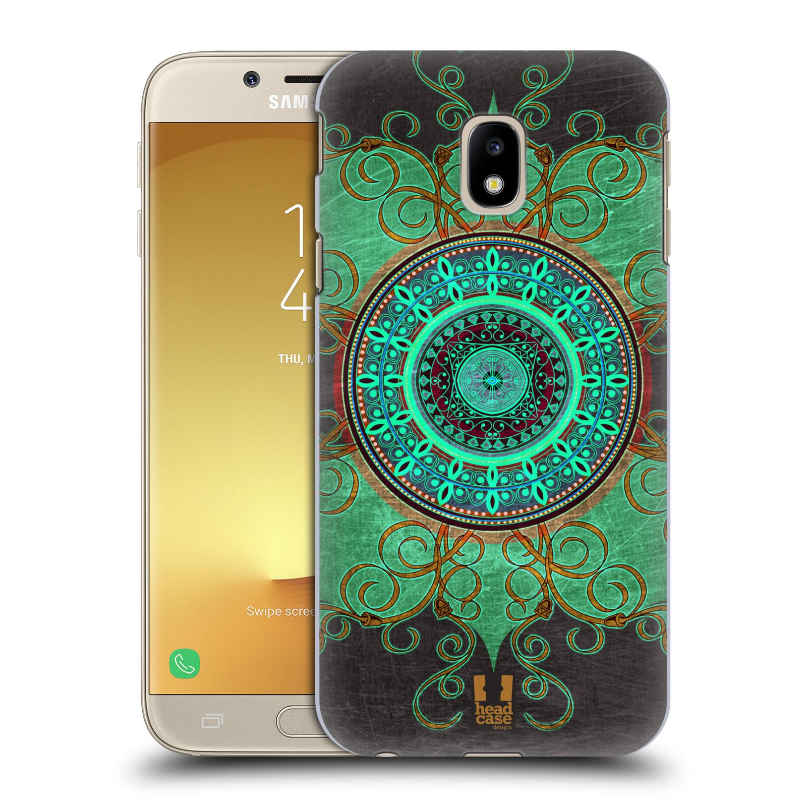 Plastové pouzdro na mobil Samsung Galaxy J3 (2017) - Head Case - ARAB MANDALA