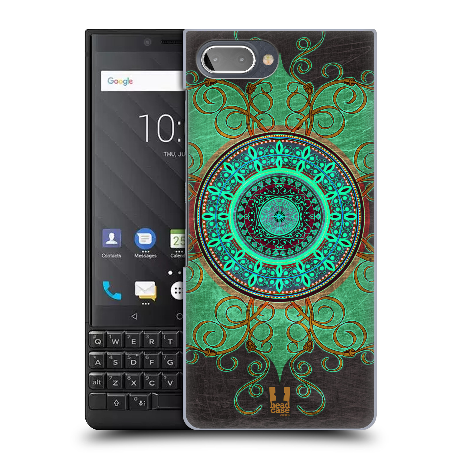 Plastové pouzdro na mobil Blackberry Key 2 - Head Case - ARAB MANDALA