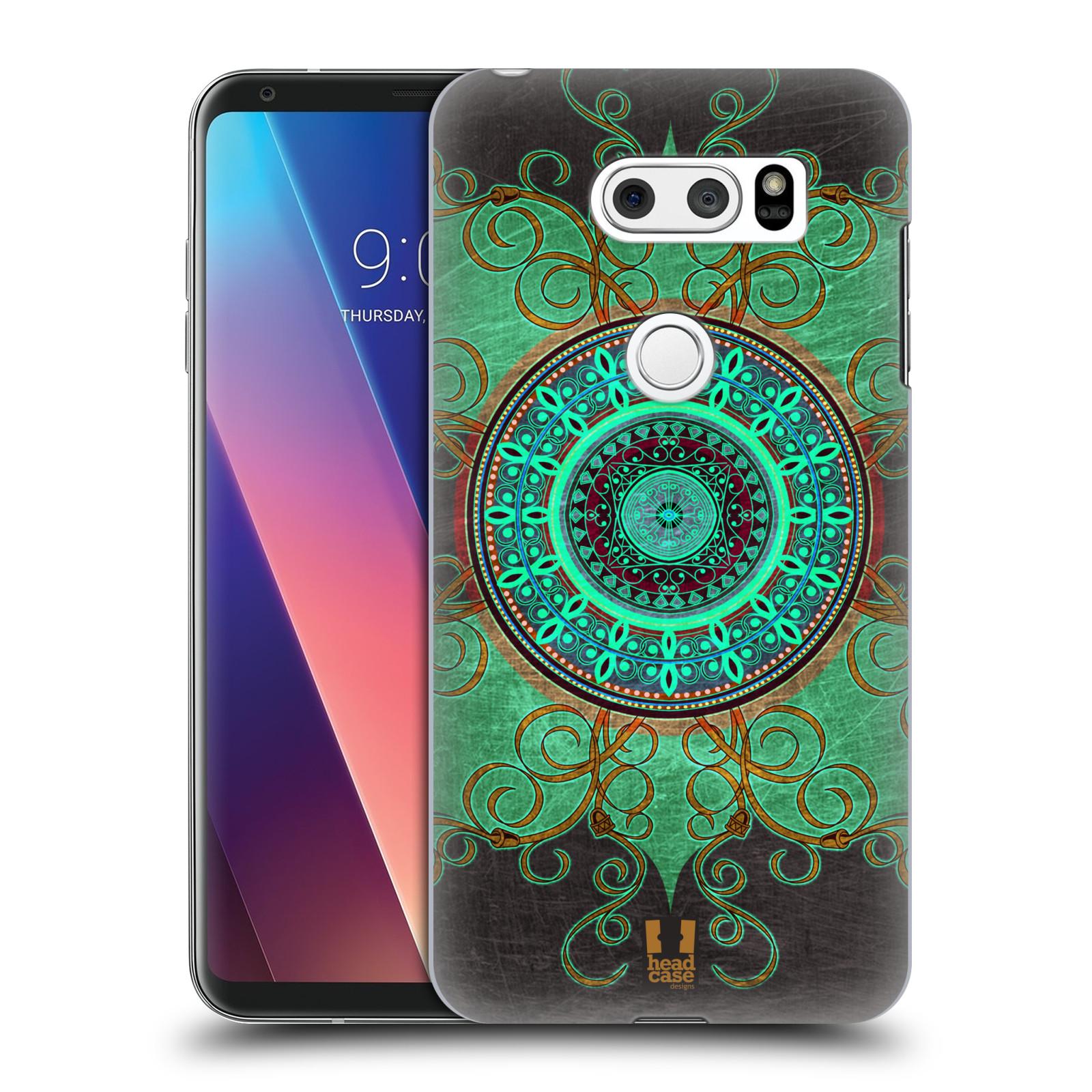 Plastové pouzdro na mobil LG V30 - Head Case - ARAB MANDALA