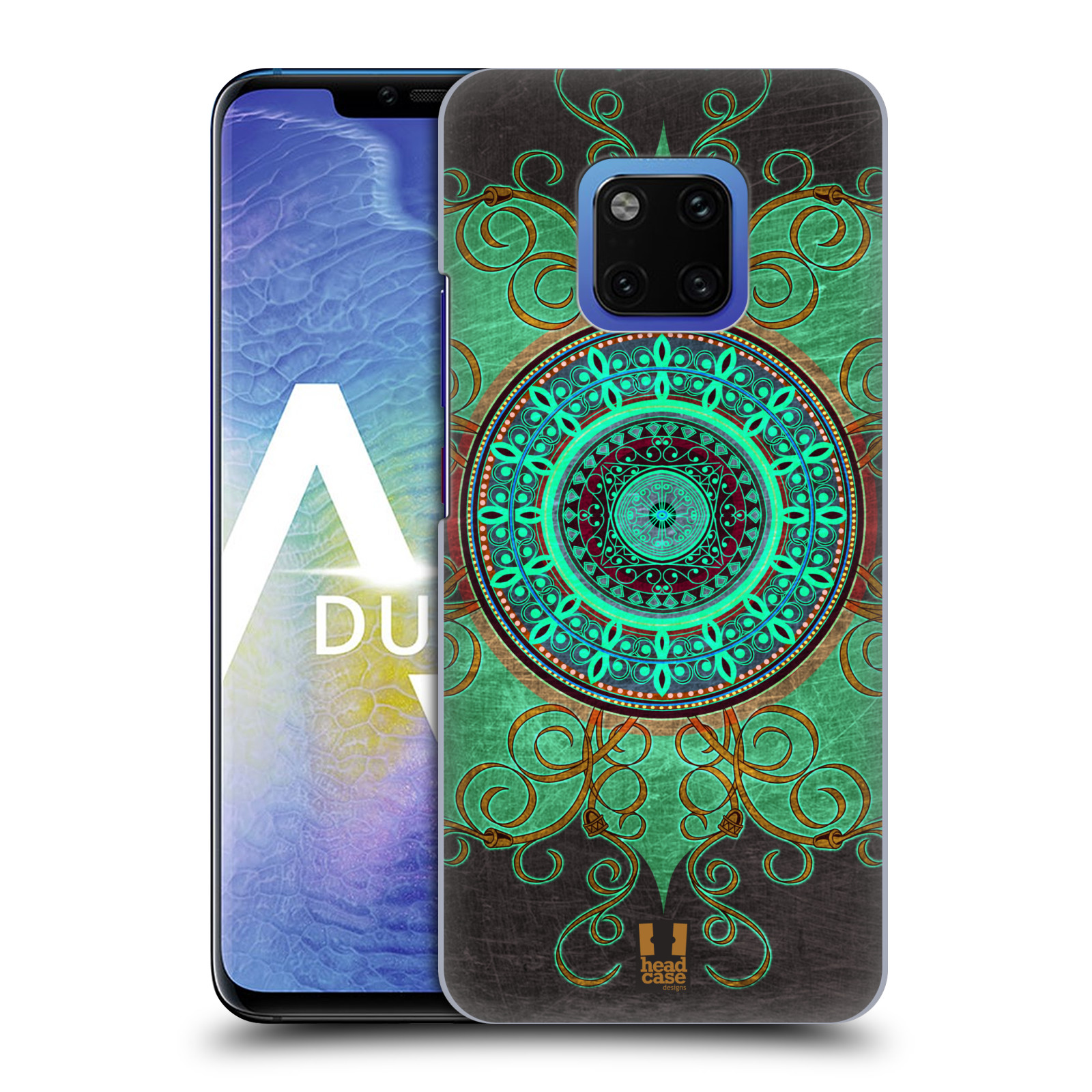 Plastové pouzdro na mobil Huawei Mate 20 Pro - Head Case - ARAB MANDALA