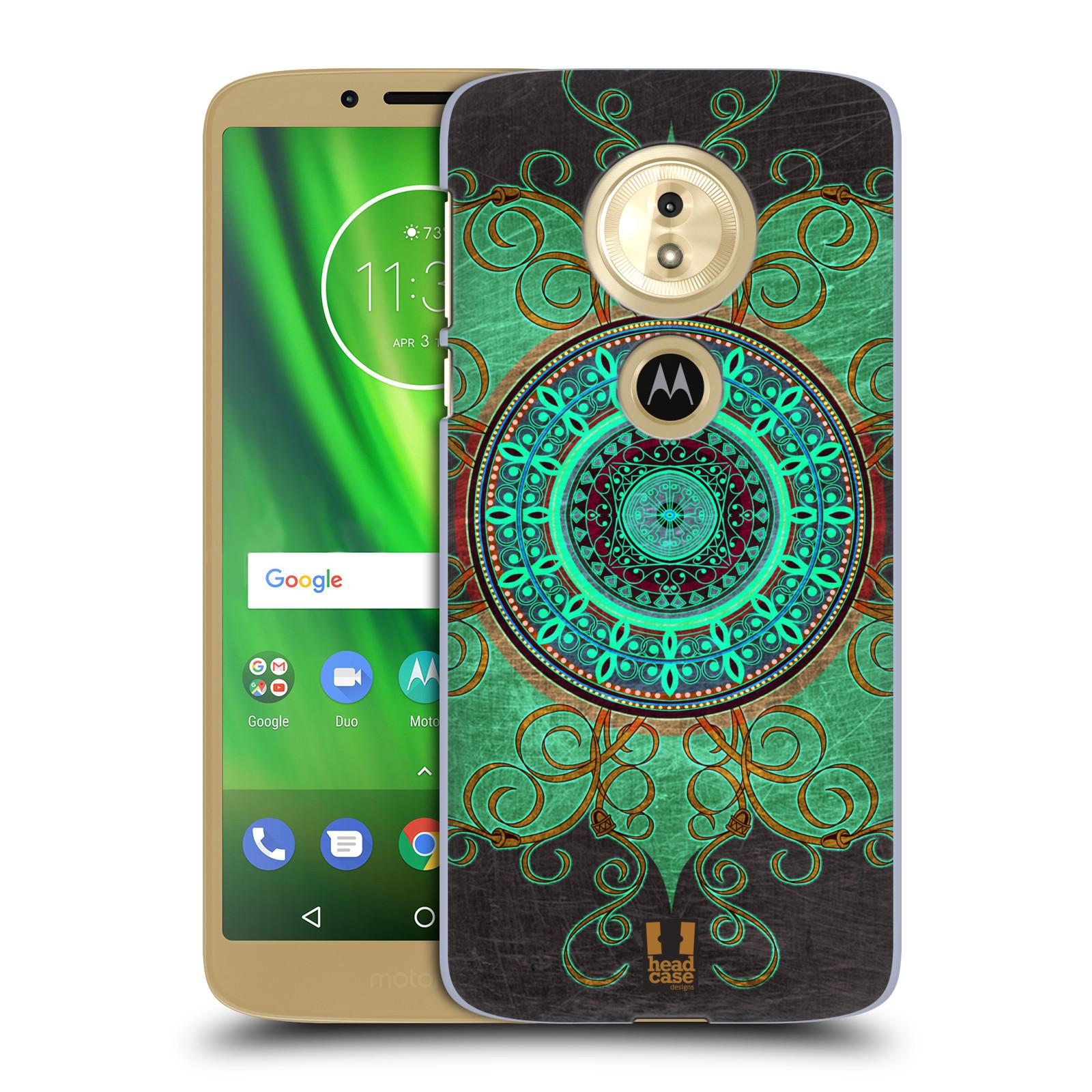 Plastové pouzdro na mobil Motorola Moto G6 Play - Head Case - ARAB MANDALA