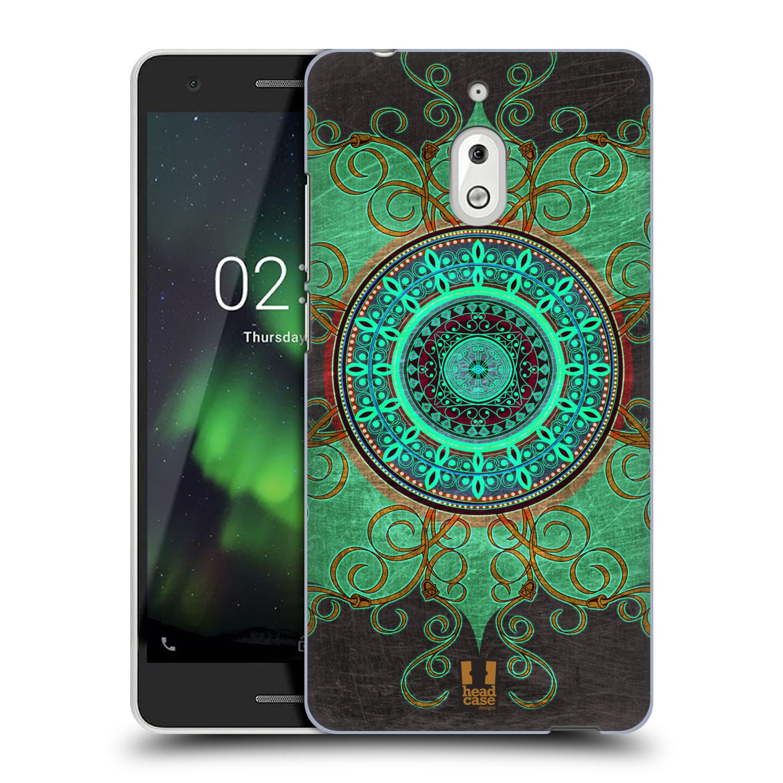 Plastové pouzdro na mobil Nokia 2.1 - Head Case - ARAB MANDALA