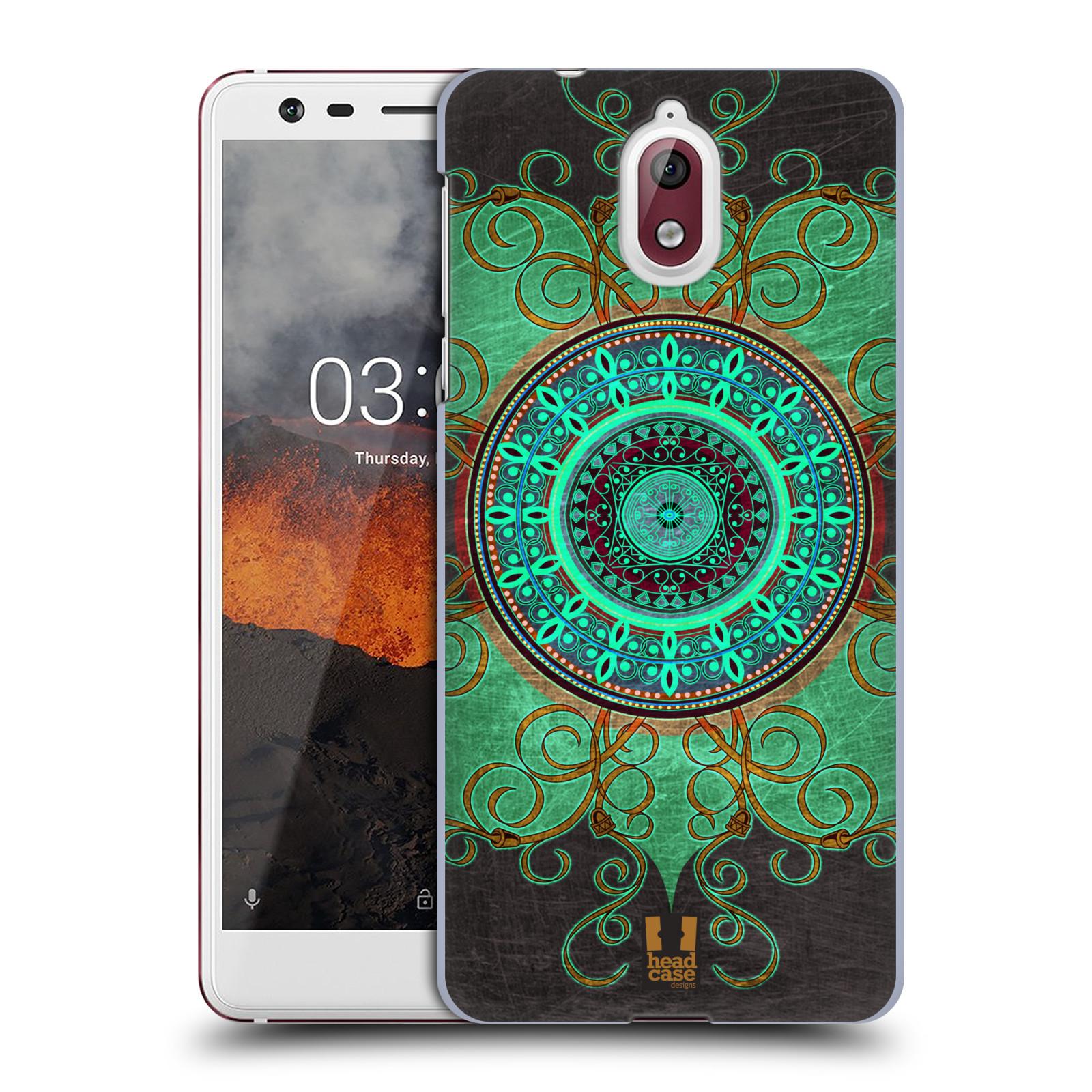 Plastové pouzdro na mobil Nokia 3.1 - Head Case - ARAB MANDALA