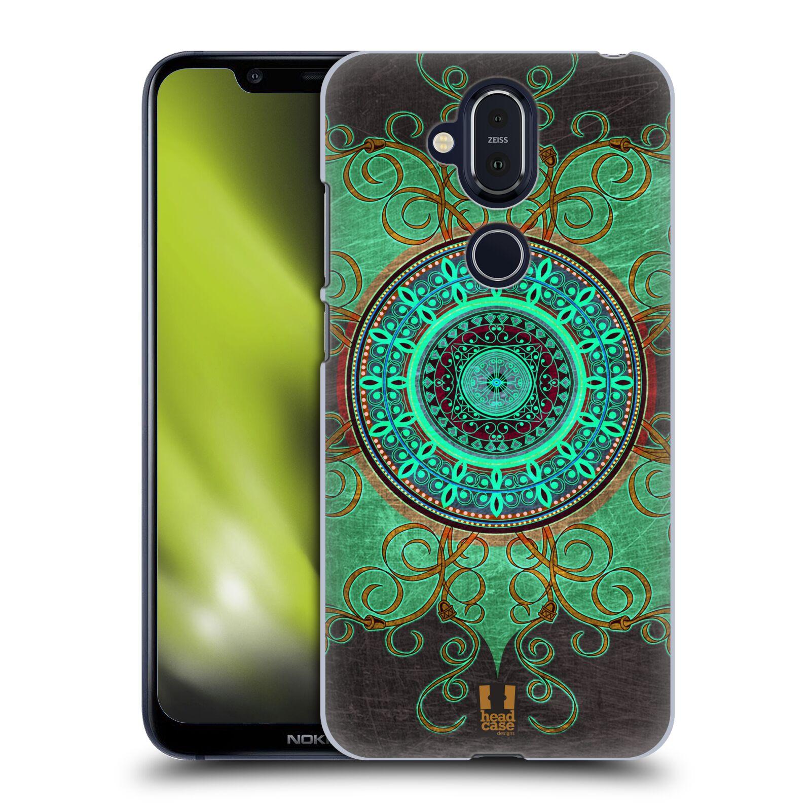Plastové pouzdro na mobil Nokia 8.1 - Head Case - ARAB MANDALA
