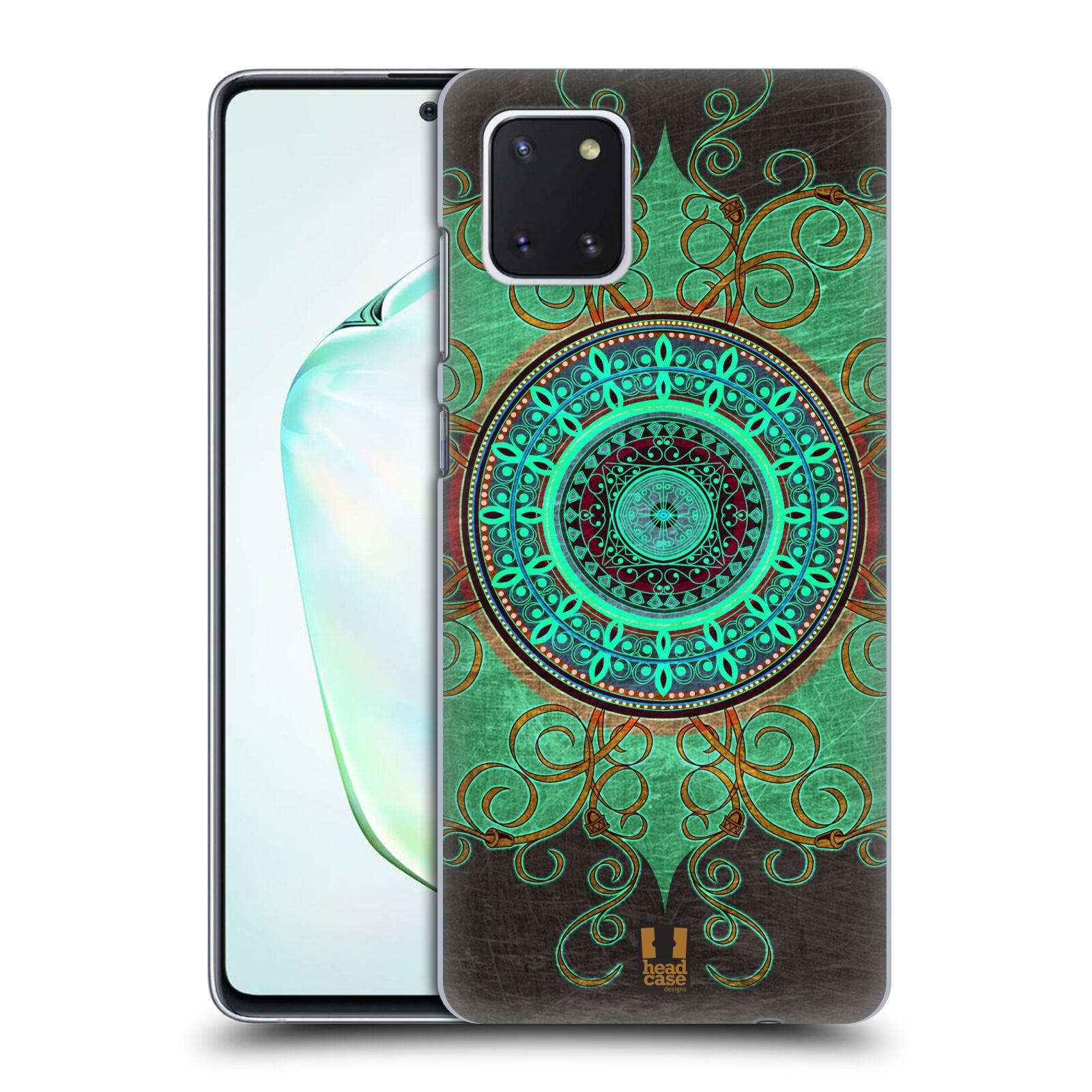Plastové pouzdro na mobil Samsung Galaxy Note 10 Lite - Head Case - ARAB MANDALA